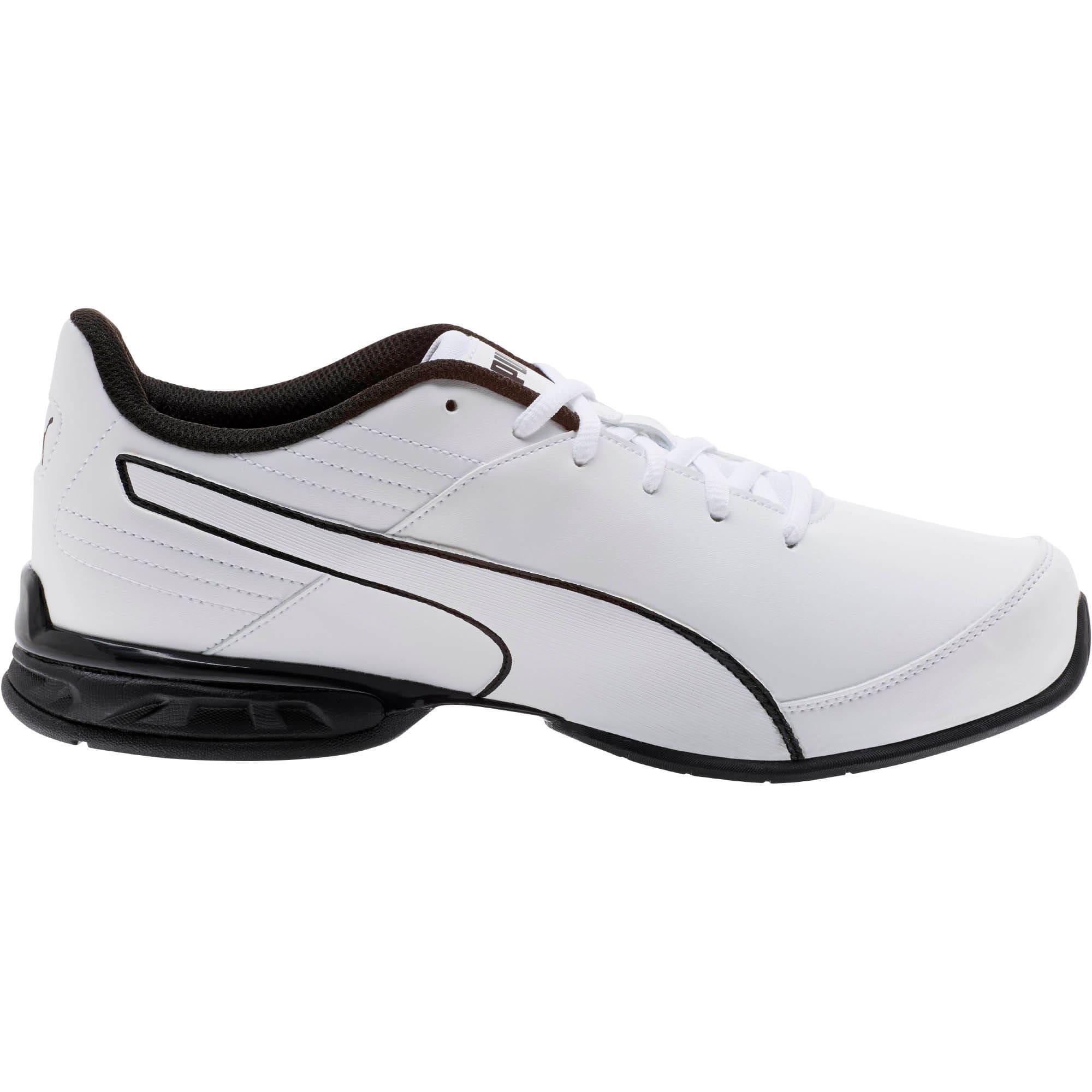 Thumbnail 3 of Super Levitate Men's Running Shoes, Puma White-Puma Black, medium