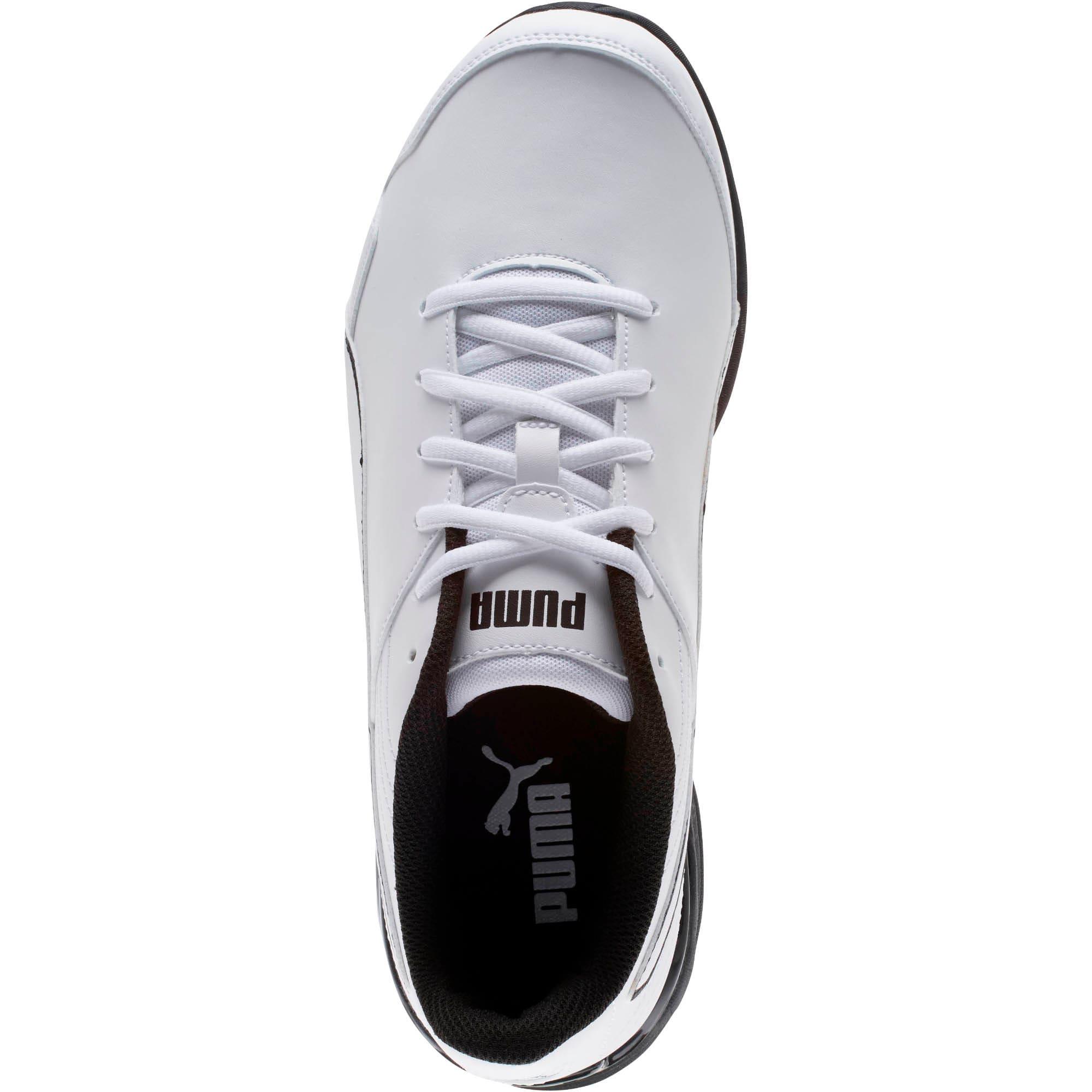 Thumbnail 5 of Super Levitate Men's Running Shoes, Puma White-Puma Black, medium