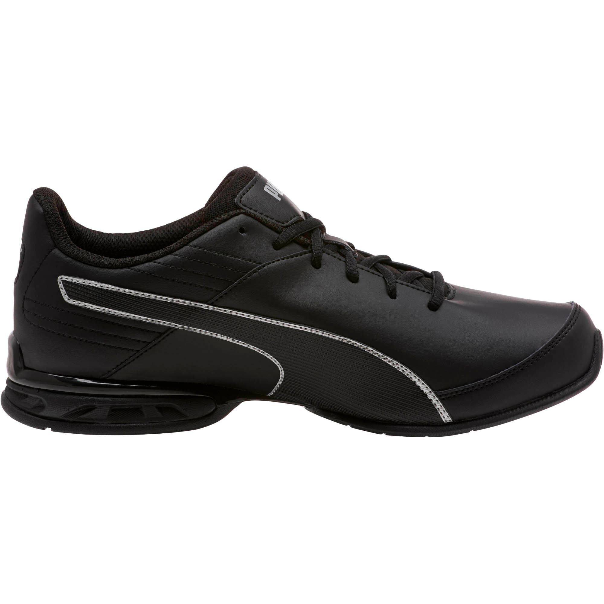 Thumbnail 3 of Super Levitate Men's Running Shoes, Puma Black-Puma Aged Silver, medium