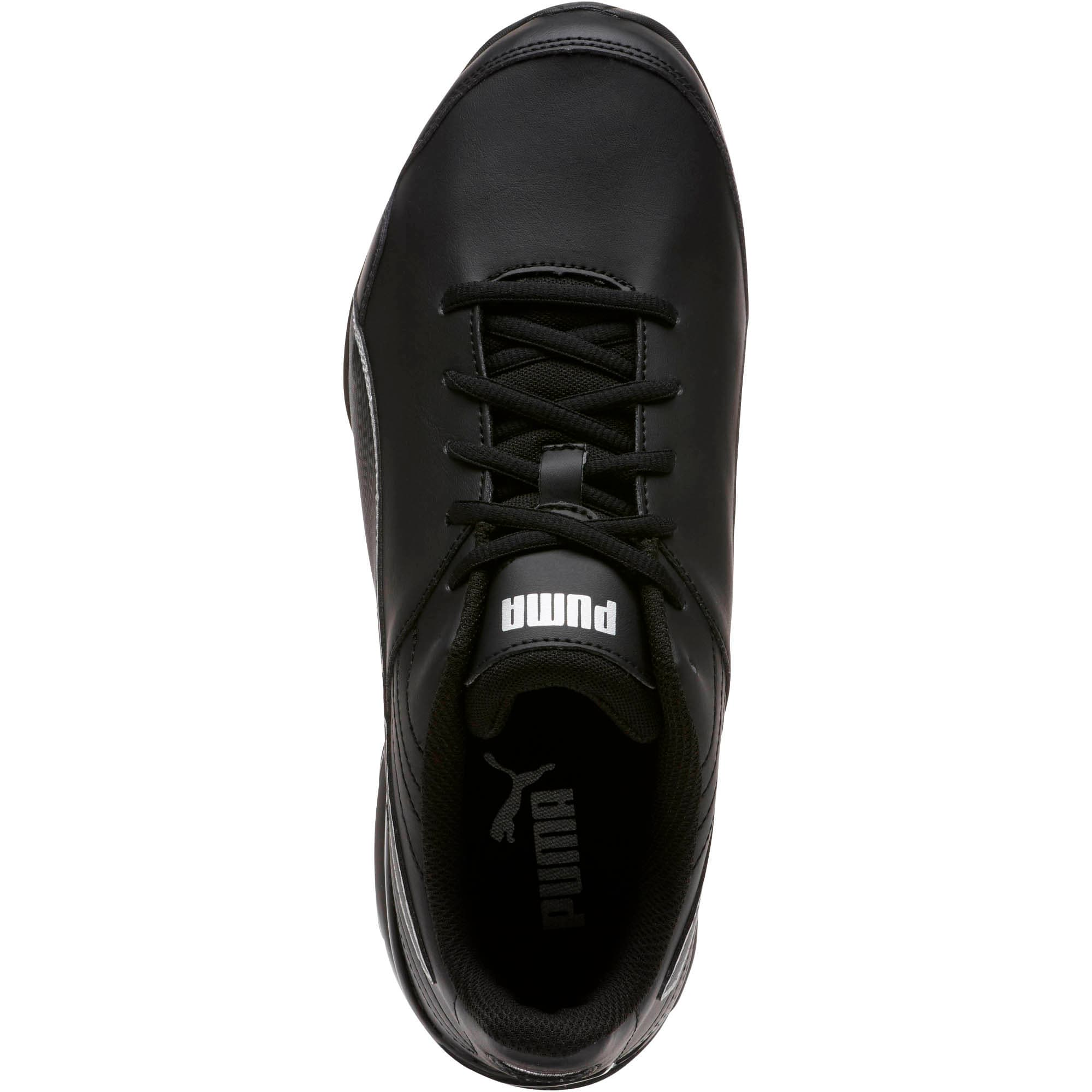 Thumbnail 5 of Super Levitate Men's Running Shoes, Puma Black-Puma Aged Silver, medium
