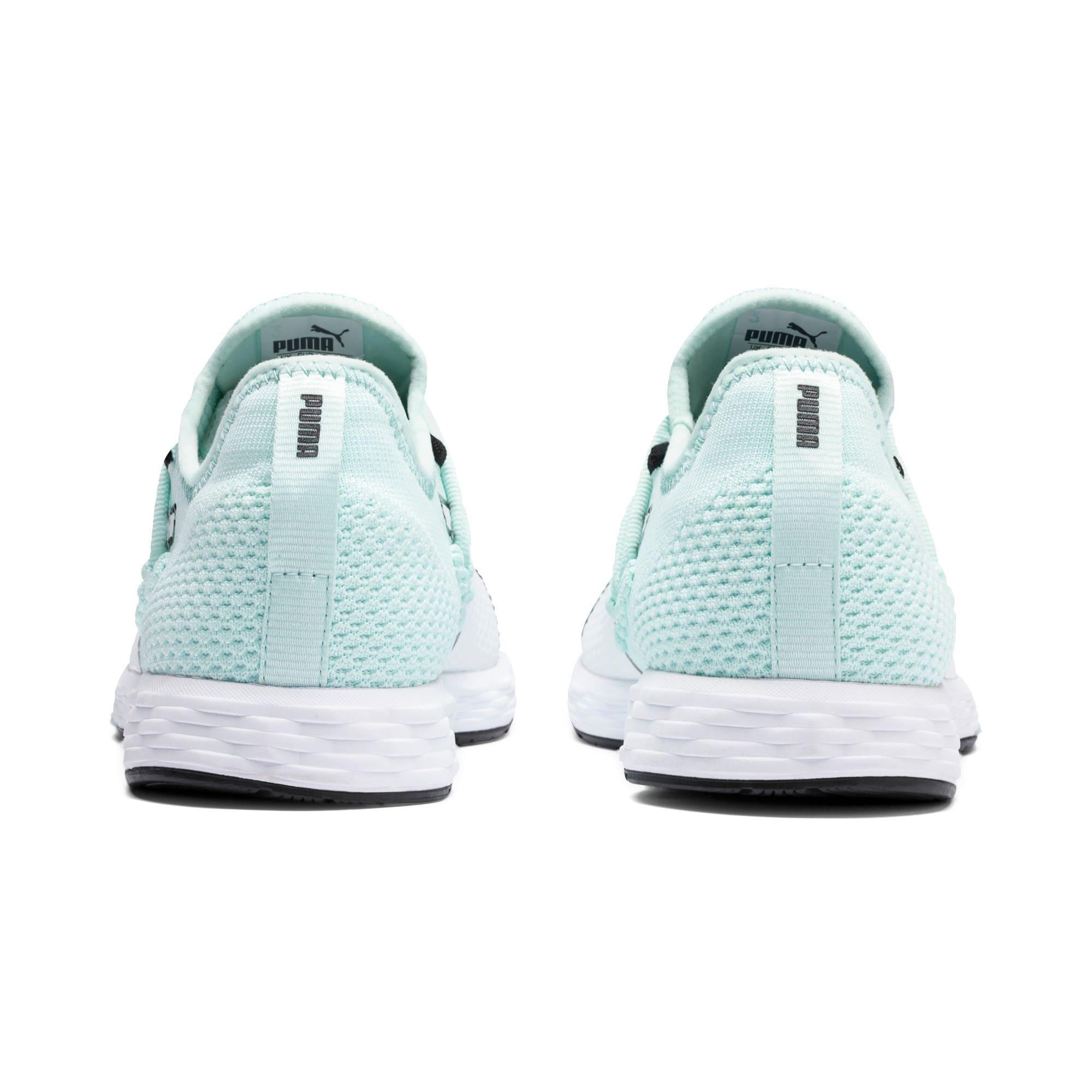 Thumbnail 3 of SPEED 300 RACER Women's Running Shoes, Fair Aqua-White-Black, medium