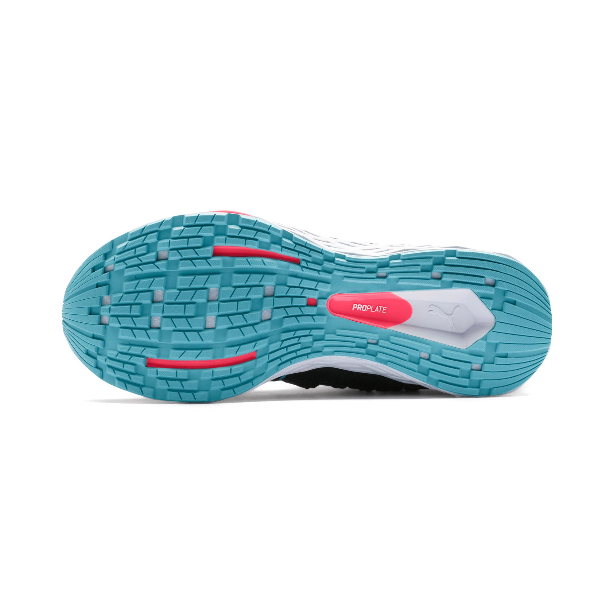 Thumbnail 5 of SPEED RACER Women's Running Shoes, Black-Milky Blue-Pink Alert, medium