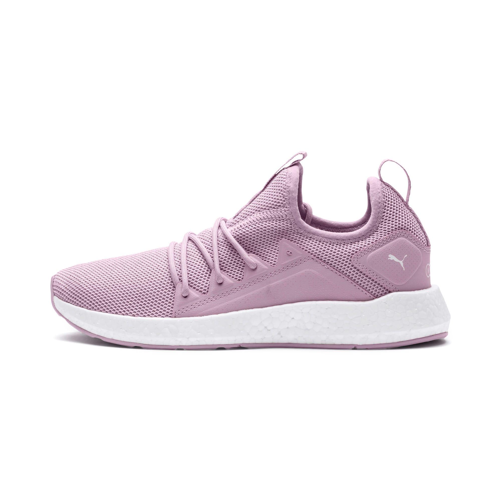 Thumbnail 1 of NRGY Neko Women's Running Shoes, Winsome Orchid-Puma White, medium