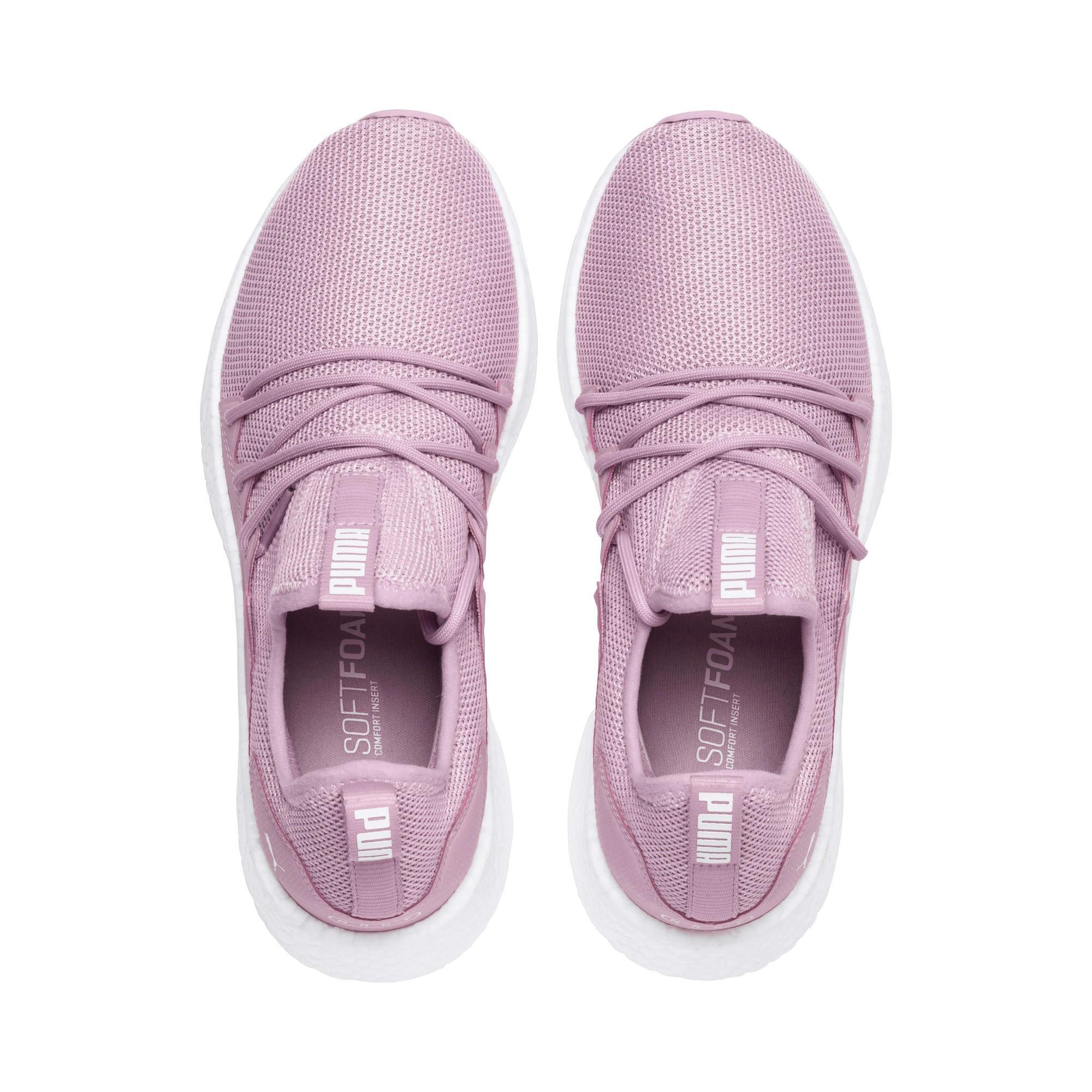 Thumbnail 6 of NRGY Neko Women's Running Shoes, Winsome Orchid-Puma White, medium