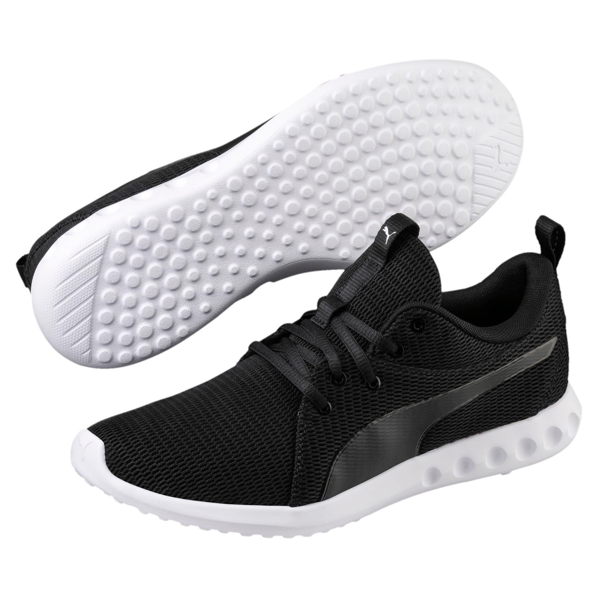 Miniatura 2 de Zapatos para correrCarson 2 New Corepara hombre, Puma Black-Puma White, mediano