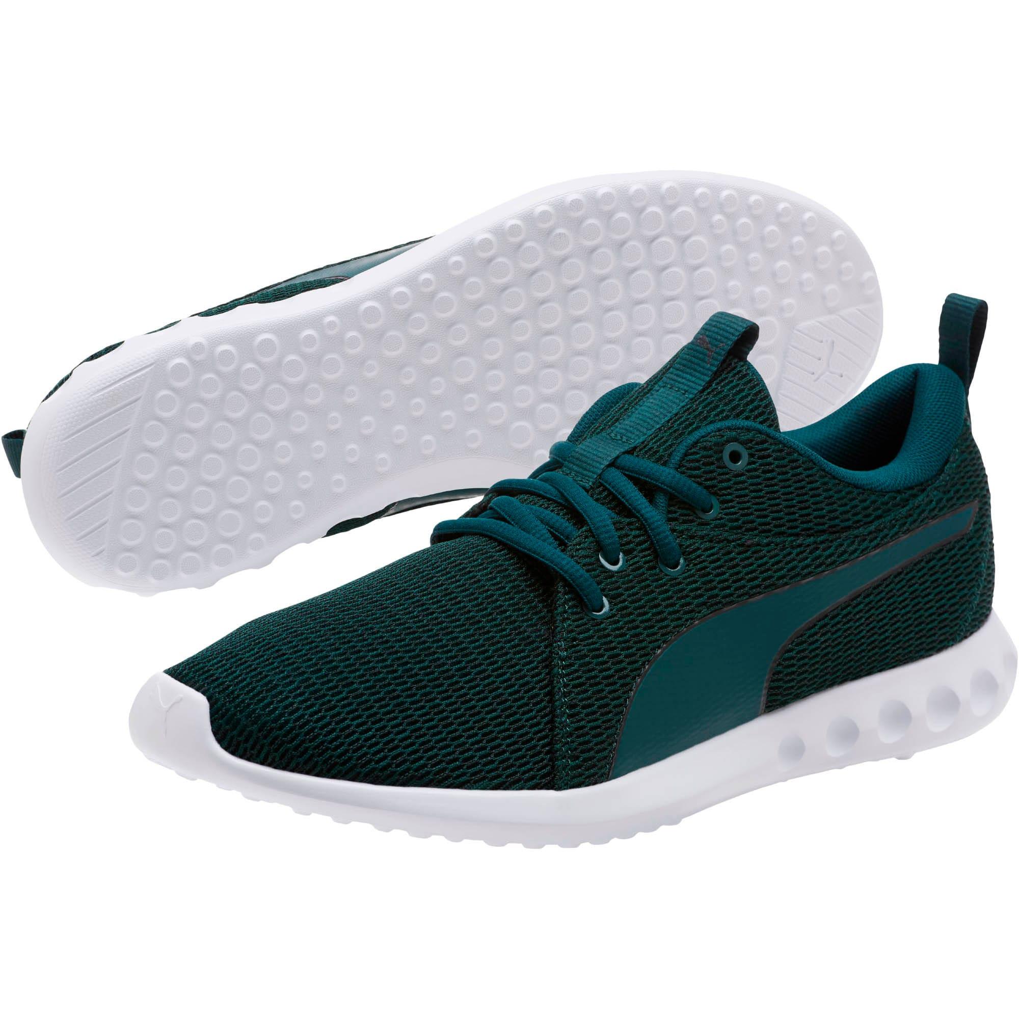 Miniatura 2 de Zapatos para correrCarson 2 New Corepara hombre, Ponderosa Pine-Puma White, mediano