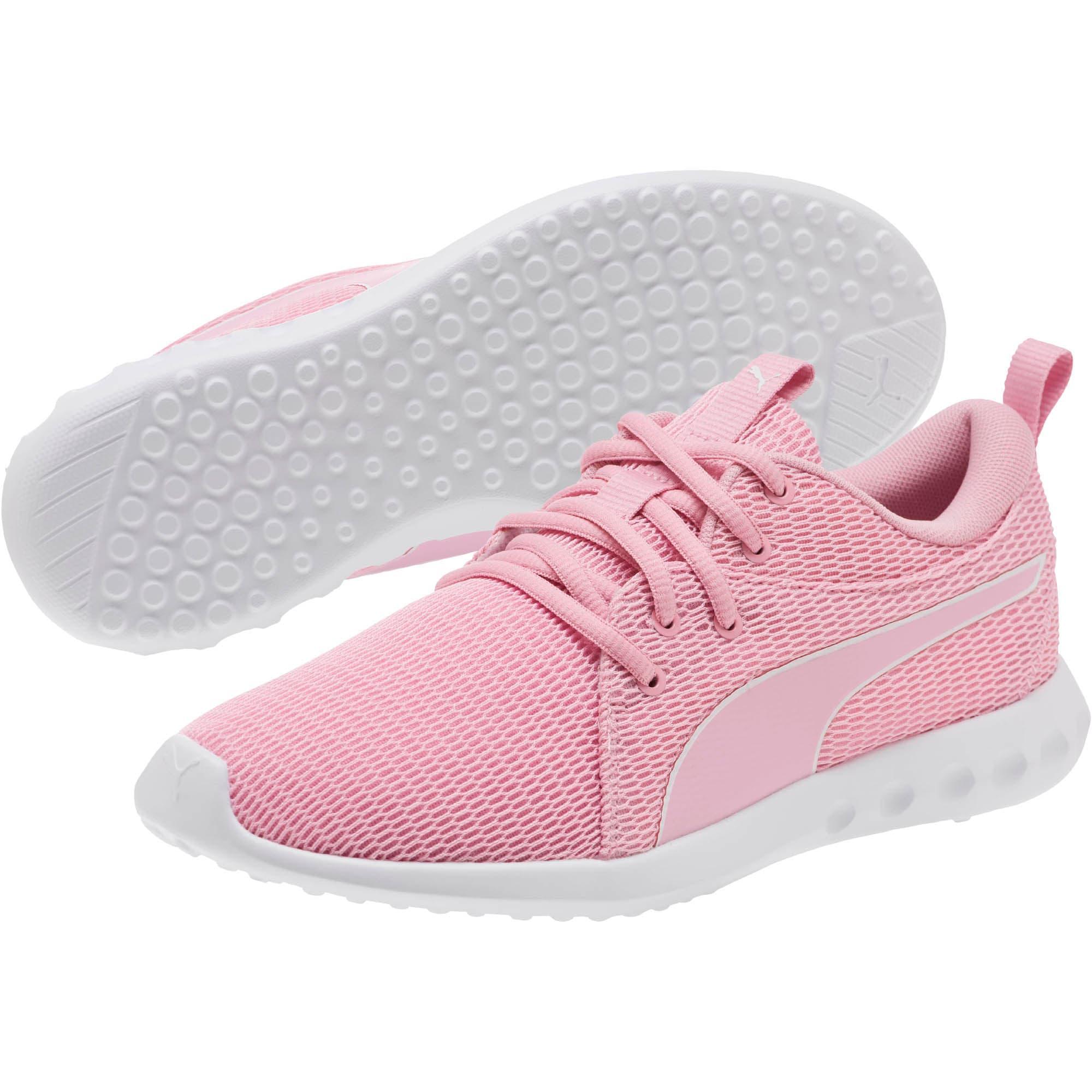 Thumbnail 2 of Carson 2 New Core Women's Training Shoes, Pale Pink-Puma White, medium