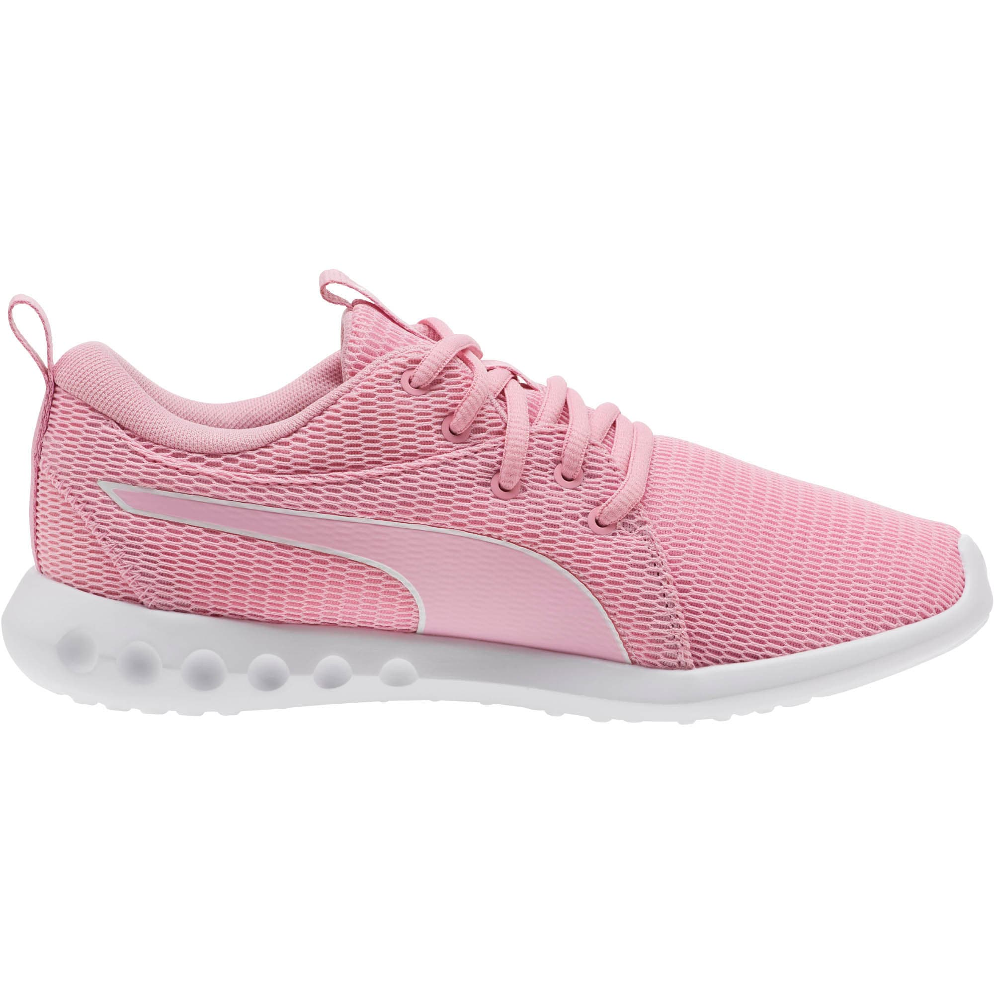 Thumbnail 3 of Carson 2 New Core Women's Training Shoes, Pale Pink-Puma White, medium