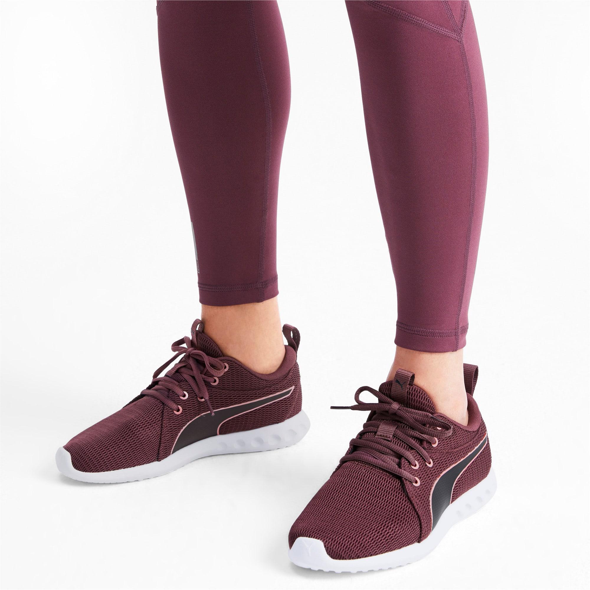 Thumbnail 3 of Carson 2 New Core Women's Training Shoes, Vineyard Wine-Black-Rose, medium
