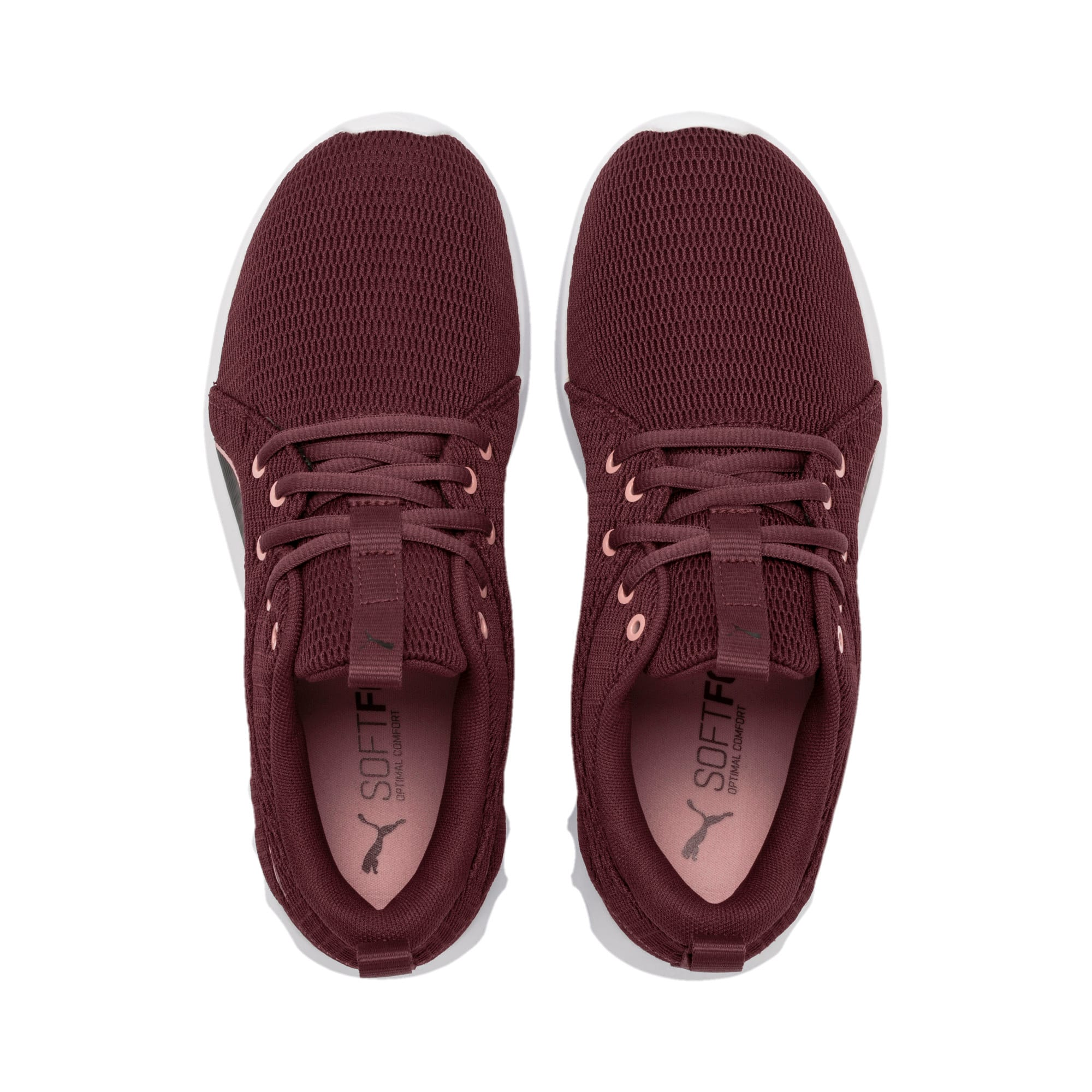 Thumbnail 7 of Carson 2 New Core Women's Training Shoes, Vineyard Wine-Black-Rose, medium
