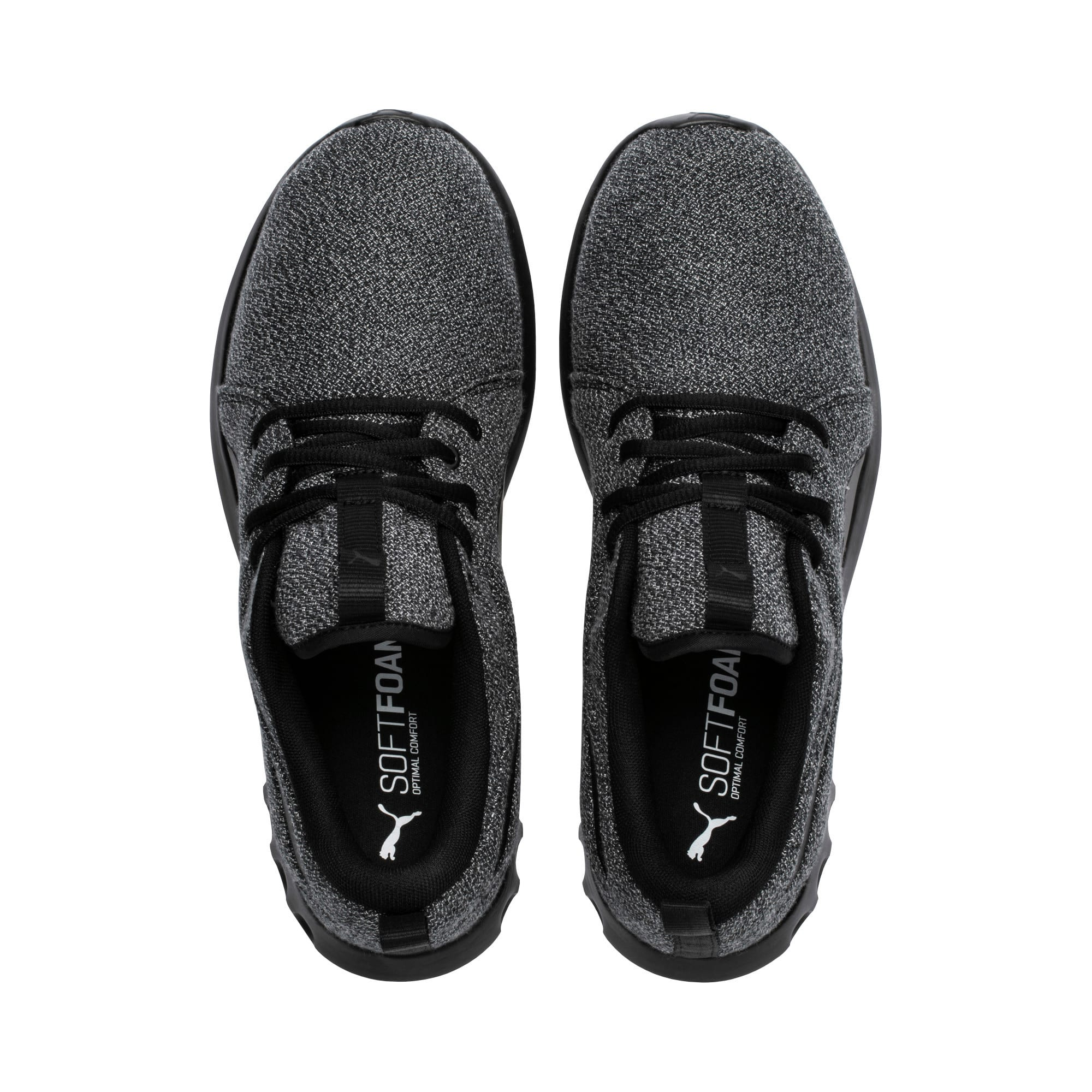 Thumbnail 6 of Carson 2 Knit Men's Training Shoes, Puma Black-Puma Black, medium