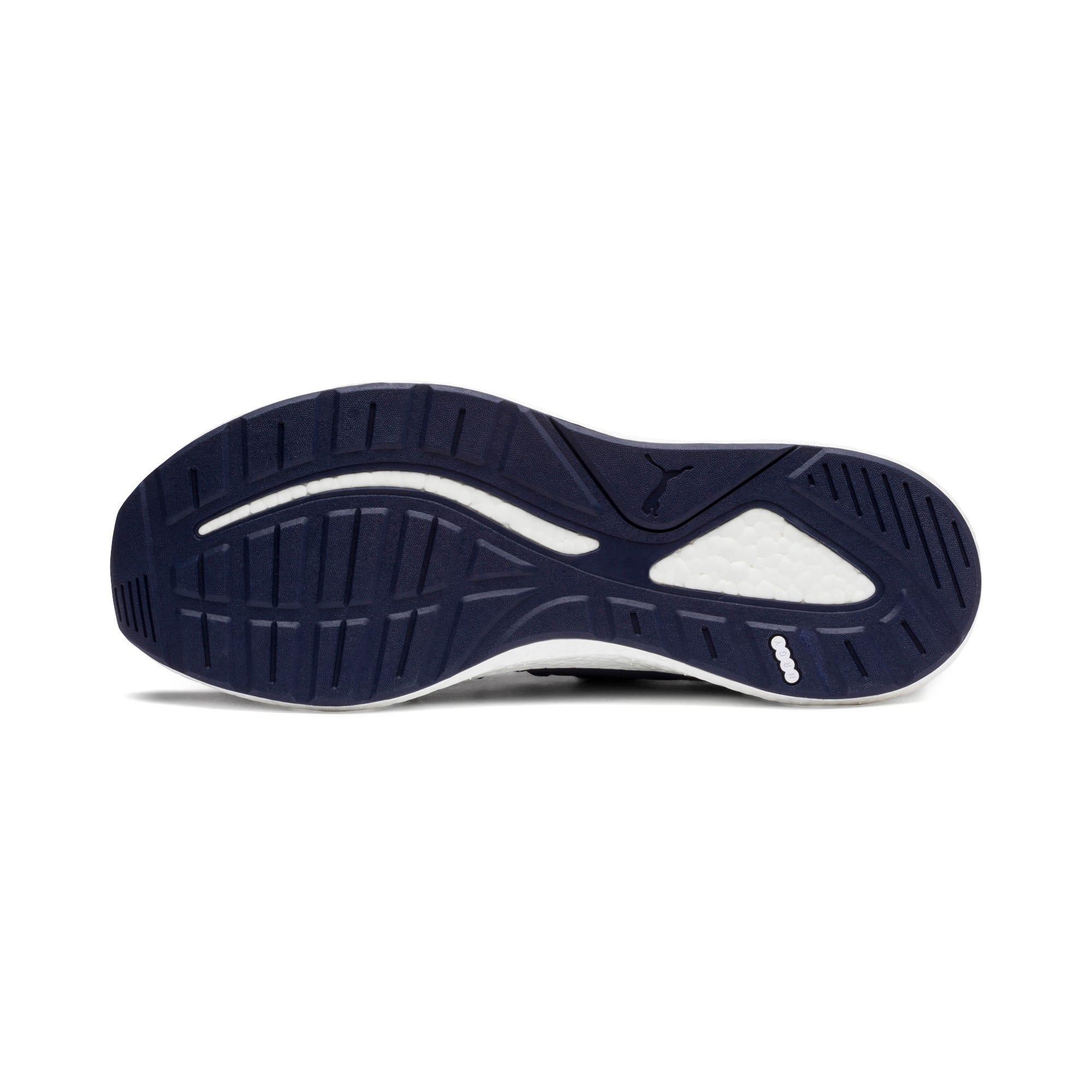 Miniatura 3 de Zapatos para correr NRGY Neko Knit para hombre, Peacoat-Strong Blue, mediano