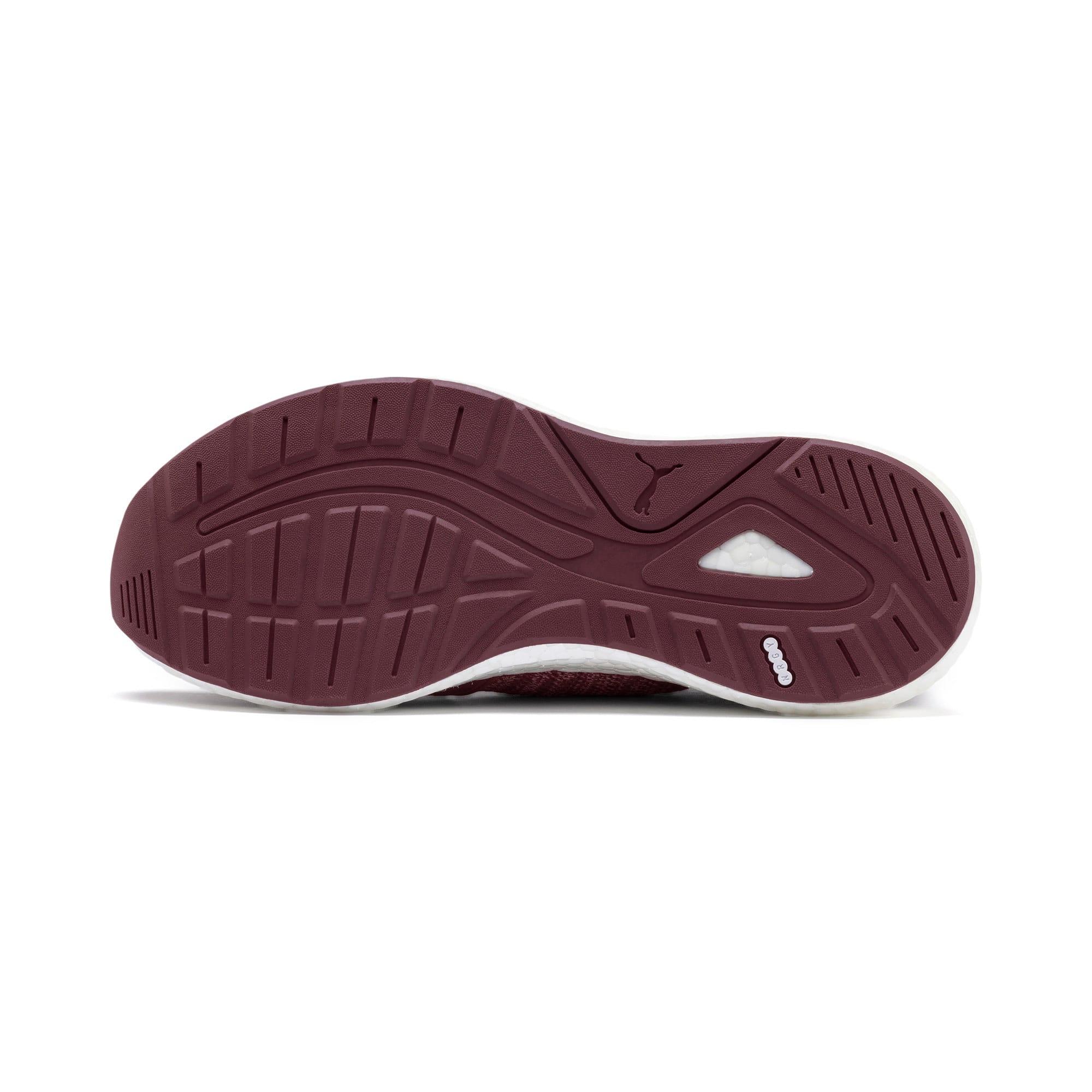 Thumbnail 5 of NRGY Neko Engineer Knit Women's Running Shoes, Vineyard Wine-Rose-White, medium