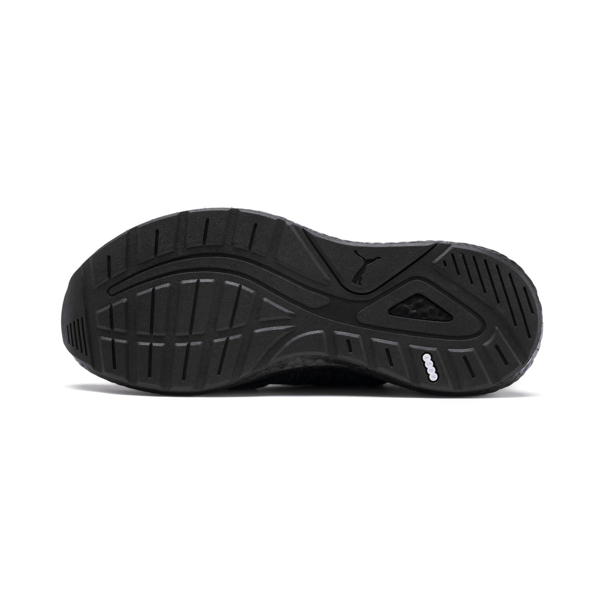 Thumbnail 5 of NRGY Neko Engineer Knit Women's Running Shoes, Puma Black-Puma Black, medium