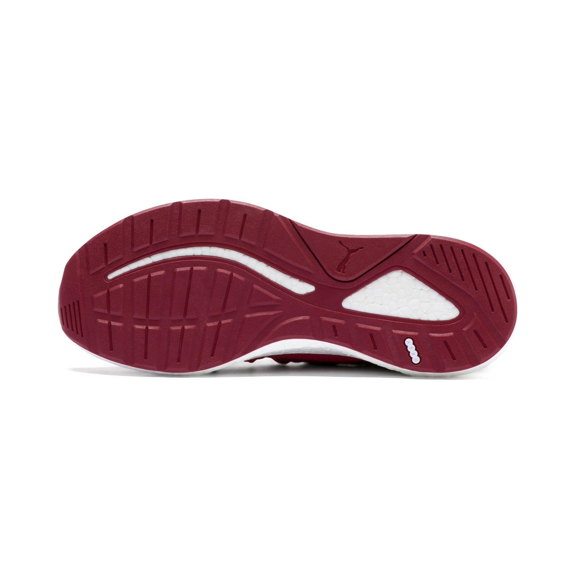 Thumbnail 3 of NRGY Neko VT Women's Running Shoes, Pomegranate-Metallic Gold, medium