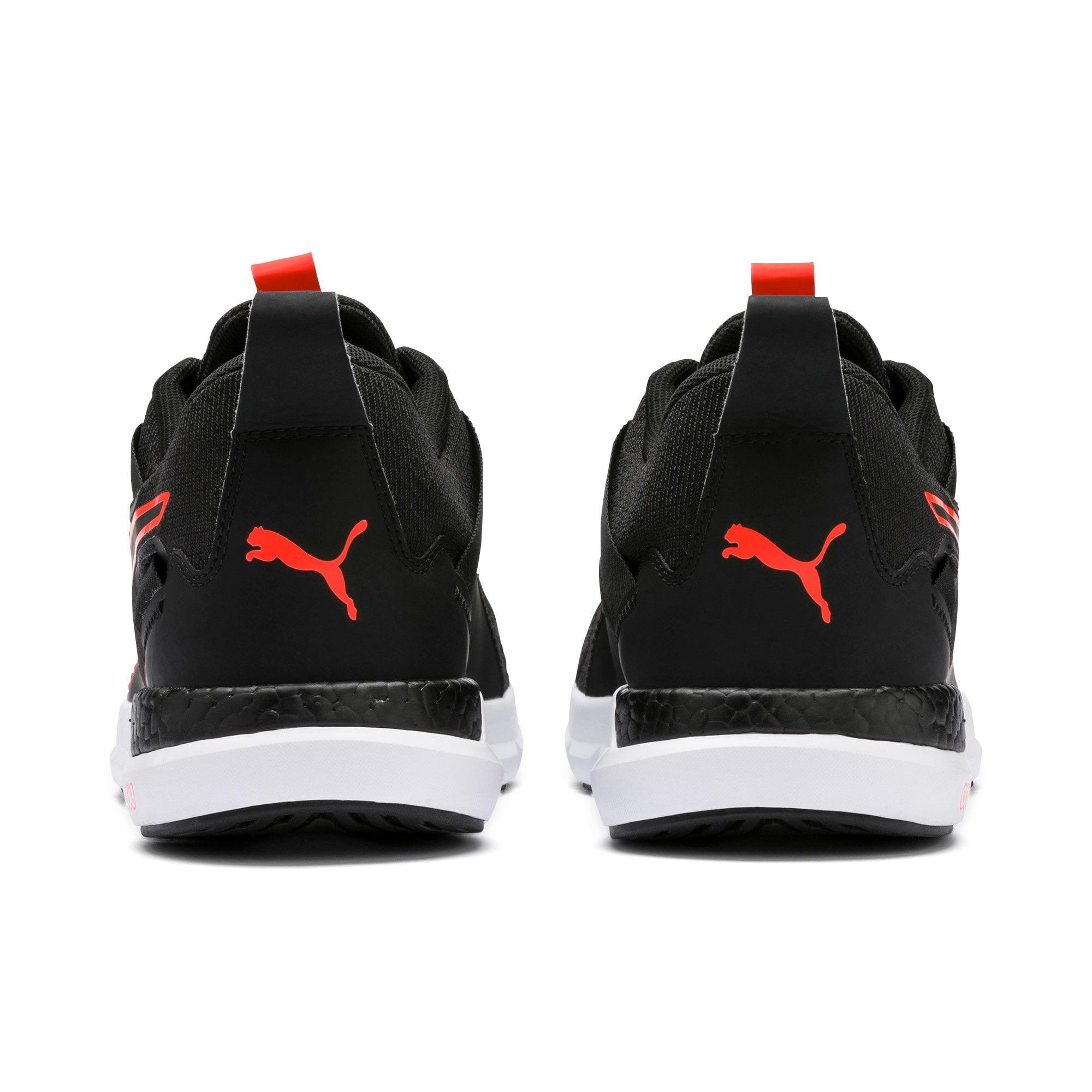 Miniatura 5 de Zapatos para correr NRGY Dynamo Futuro para hombre, Puma Black-Nrgy Red, mediano