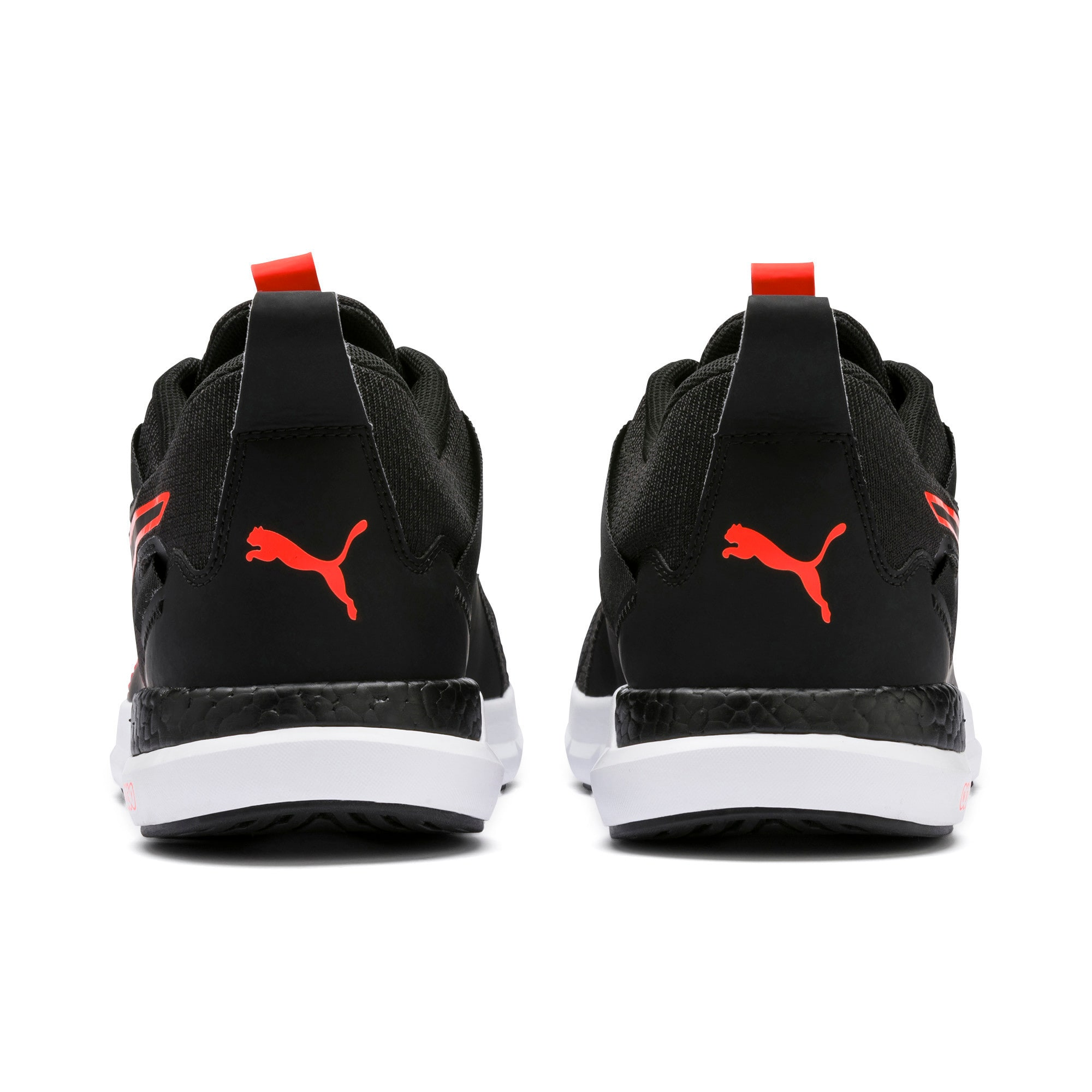 Thumbnail 5 of NRGY Dynamo Futuro Men's Running Shoes, Puma Black-Nrgy Red, medium