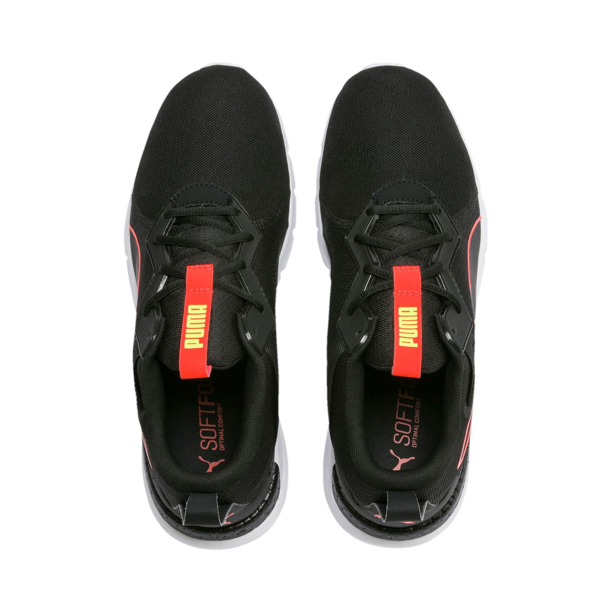 Thumbnail 7 of NRGY Dynamo Futuro Men's Running Shoes, Puma Black-Nrgy Red, medium