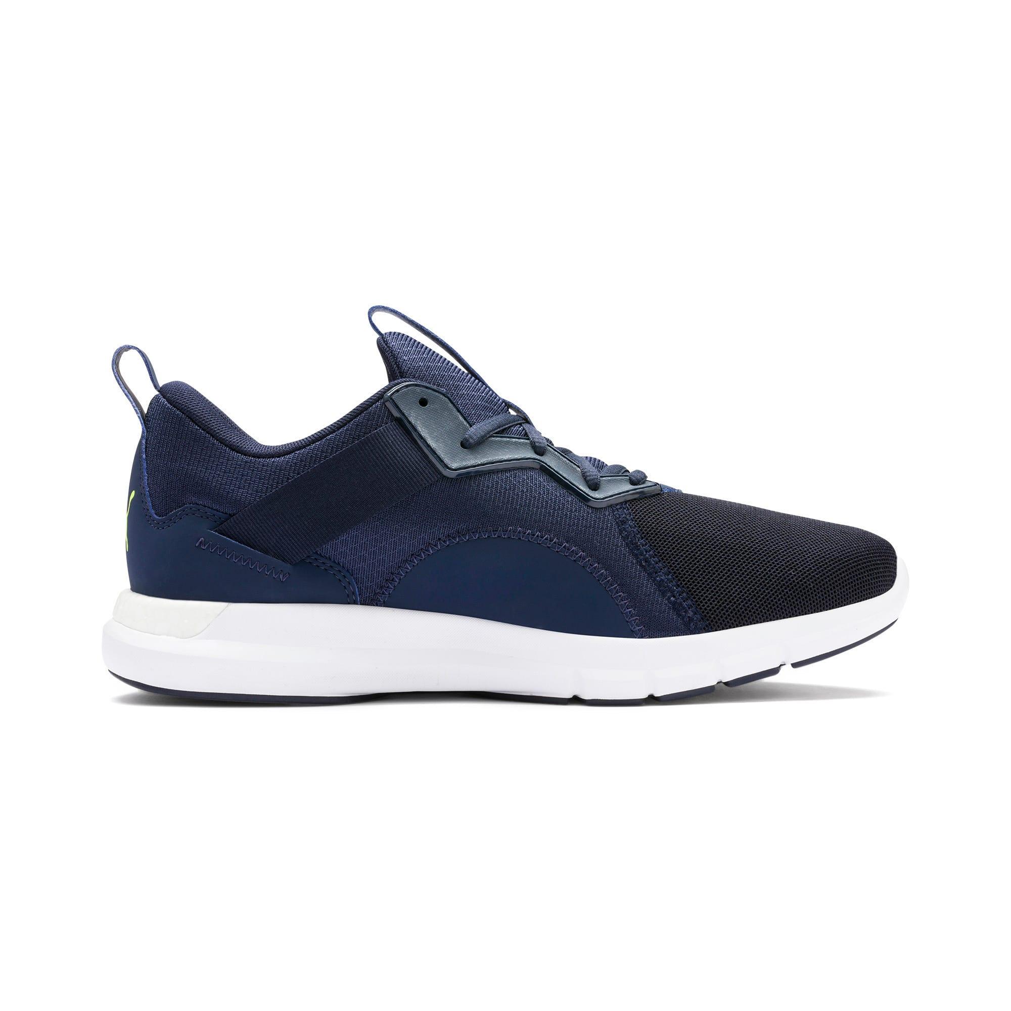 Thumbnail 6 of NRGY Dynamo Futuro Men's Running Shoes, Peacoat-Puma White, medium