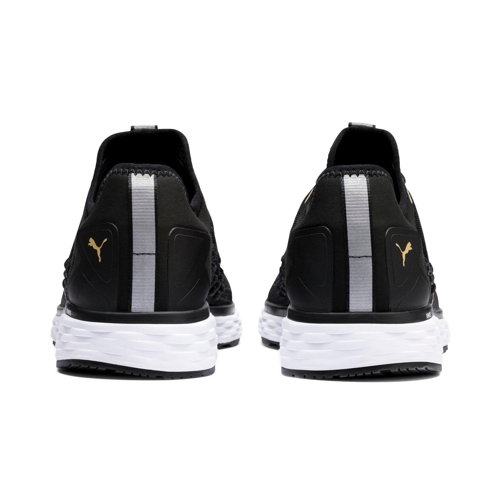 Thumbnail 4 of SPEED FUSEFIT Men's Running Shoes, Black-White-Taos Taupe, medium