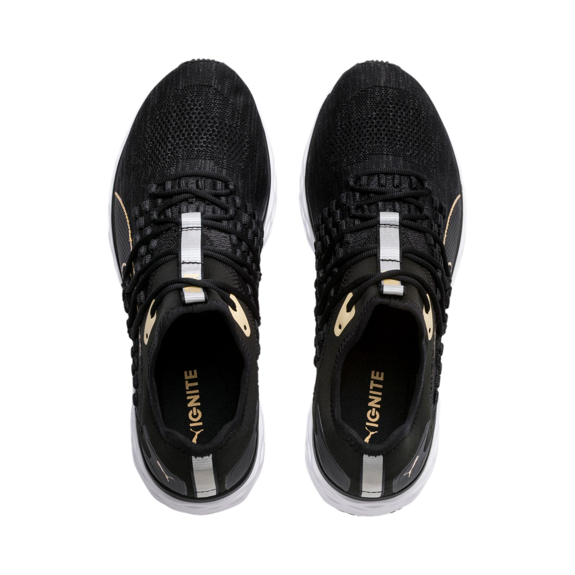 Thumbnail 7 of SPEED FUSEFIT Men's Running Shoes, Black-White-Taos Taupe, medium
