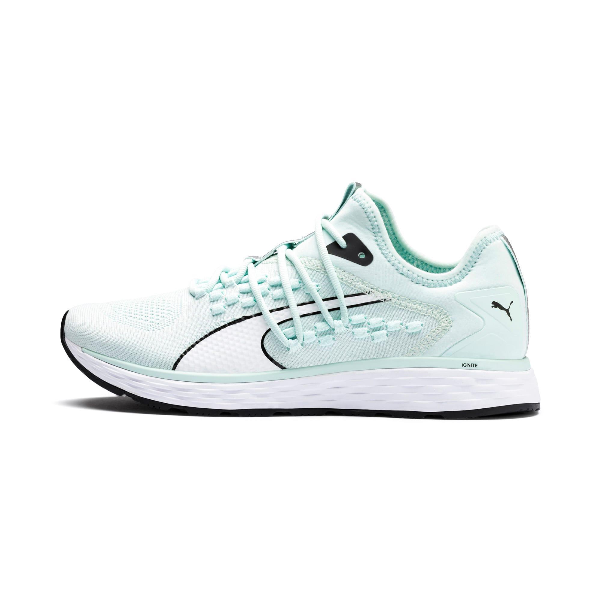 Thumbnail 1 of SPEED FUSEFIT Women's Running Shoes, Fair Aqua-Puma White, medium-IND