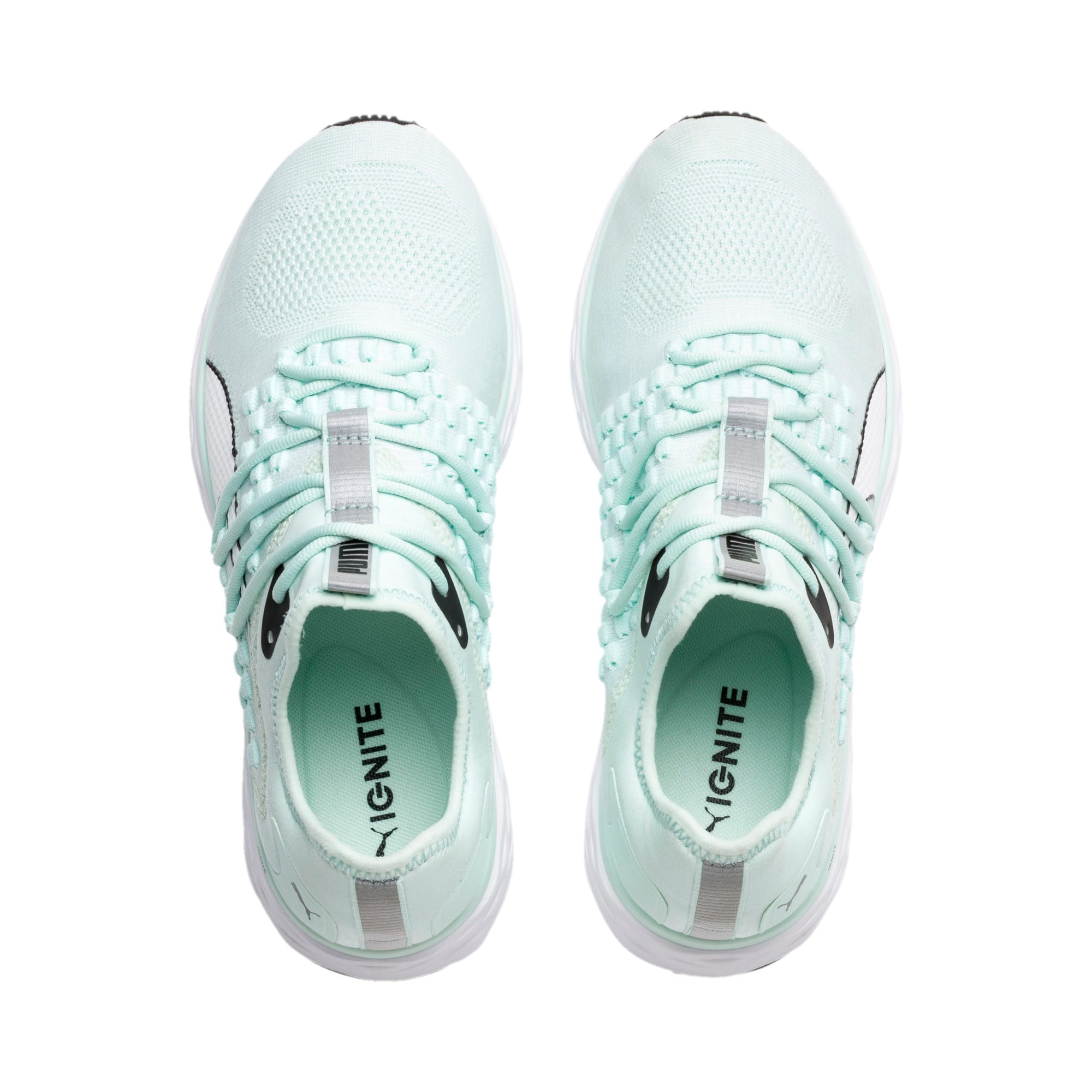 Thumbnail 5 of SPEED FUSEFIT Women's Running Shoes, Fair Aqua-Puma White, medium-IND