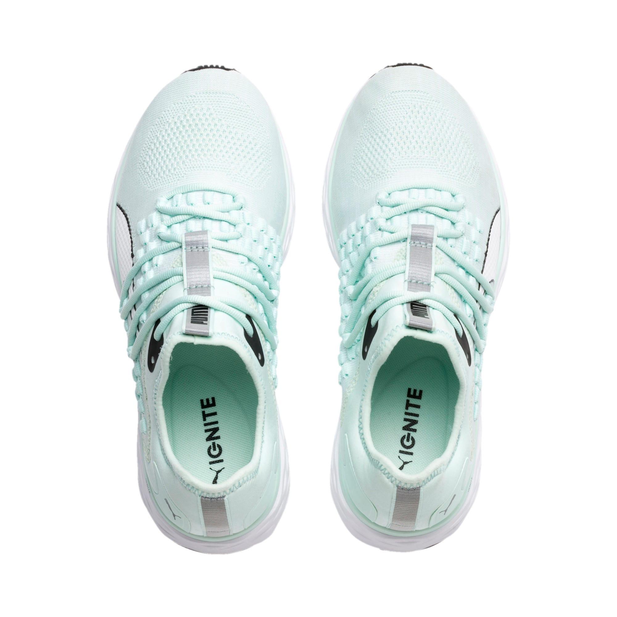 Thumbnail 7 of SPEED FUSEFIT Women's Running Shoes, Fair Aqua-Puma White, medium-IND