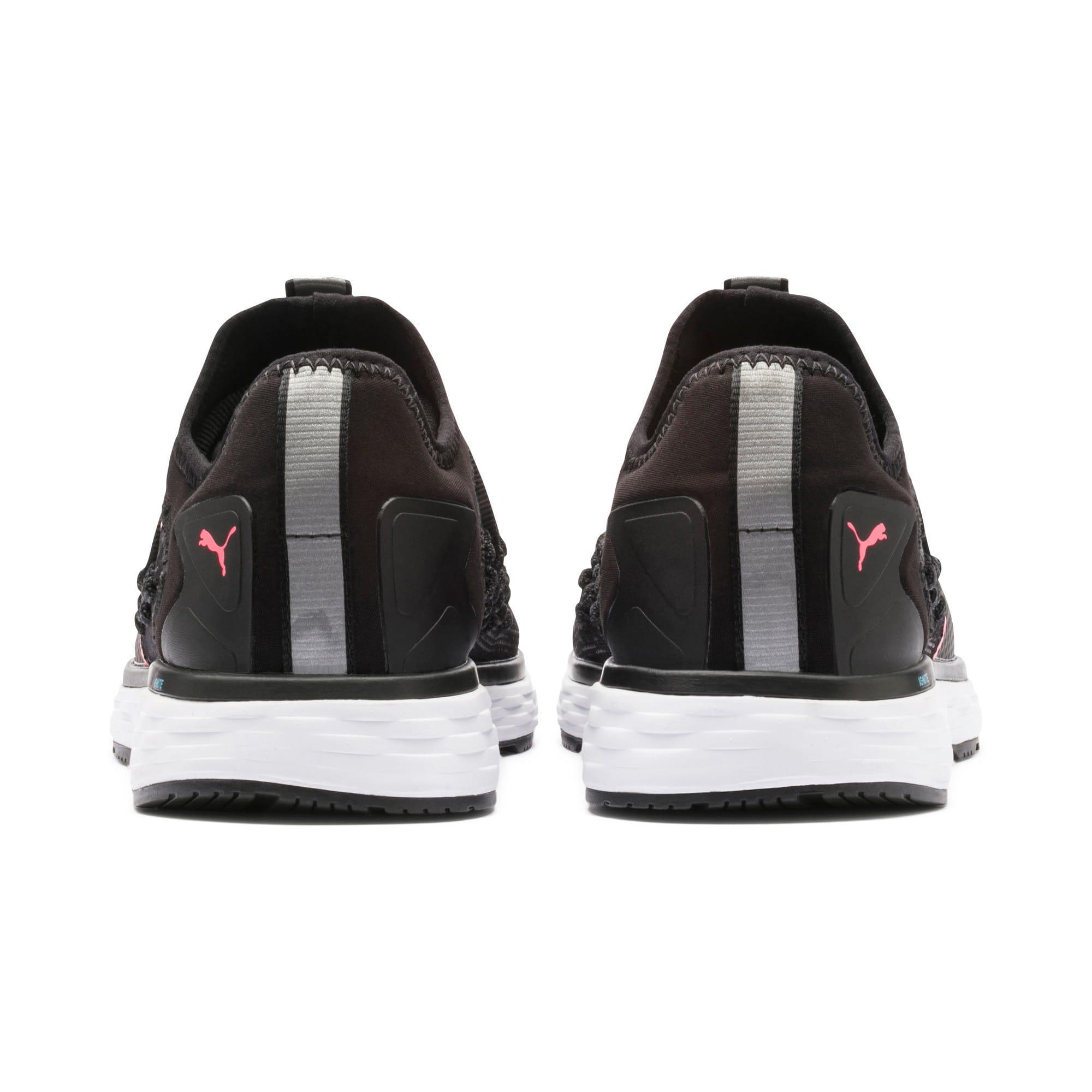 Thumbnail 4 of SPEED 600 FUSEFIT Women's Running Shoes, Puma Black-Milky Blue, medium