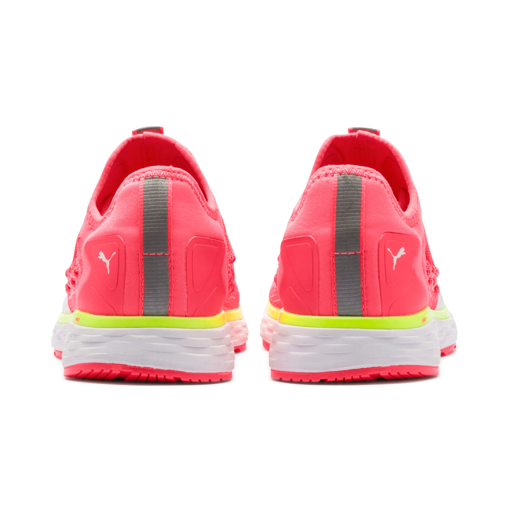 Thumbnail 4 of SPEED 600 FUSEFIT Women's Running Shoes, Pink Alert-Puma White, medium
