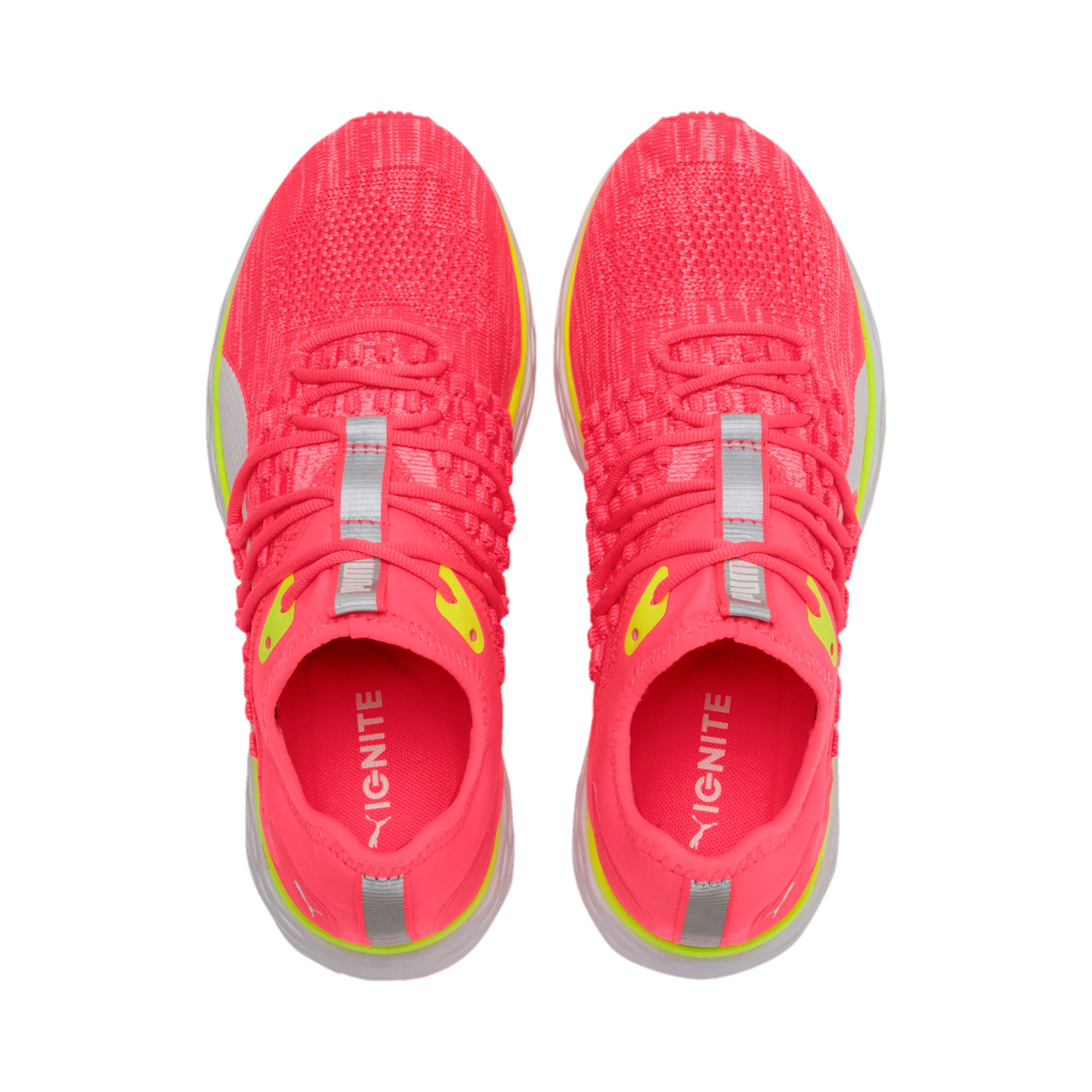 Thumbnail 7 of SPEED 600 FUSEFIT Women's Running Shoes, Pink Alert-Puma White, medium