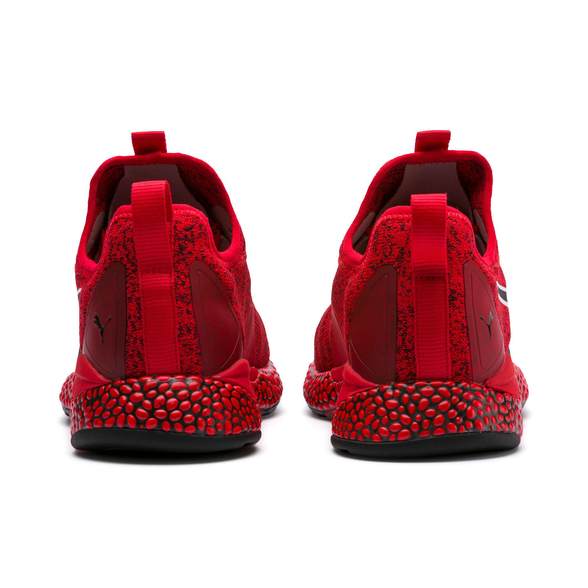 Miniatura 4 de Zapatos para correr HYBRID Runner para hombre, High Risk Red-Puma Black, mediano