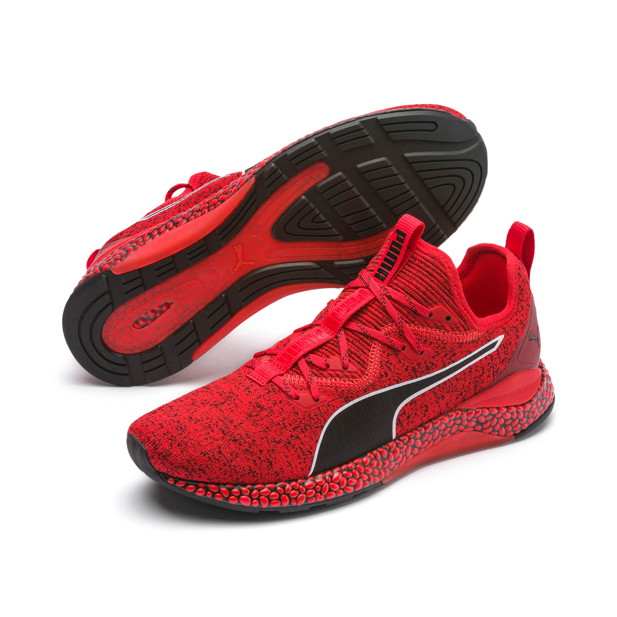 Miniatura 2 de Zapatos para correr HYBRID Runner para hombre, High Risk Red-Puma Black, mediano