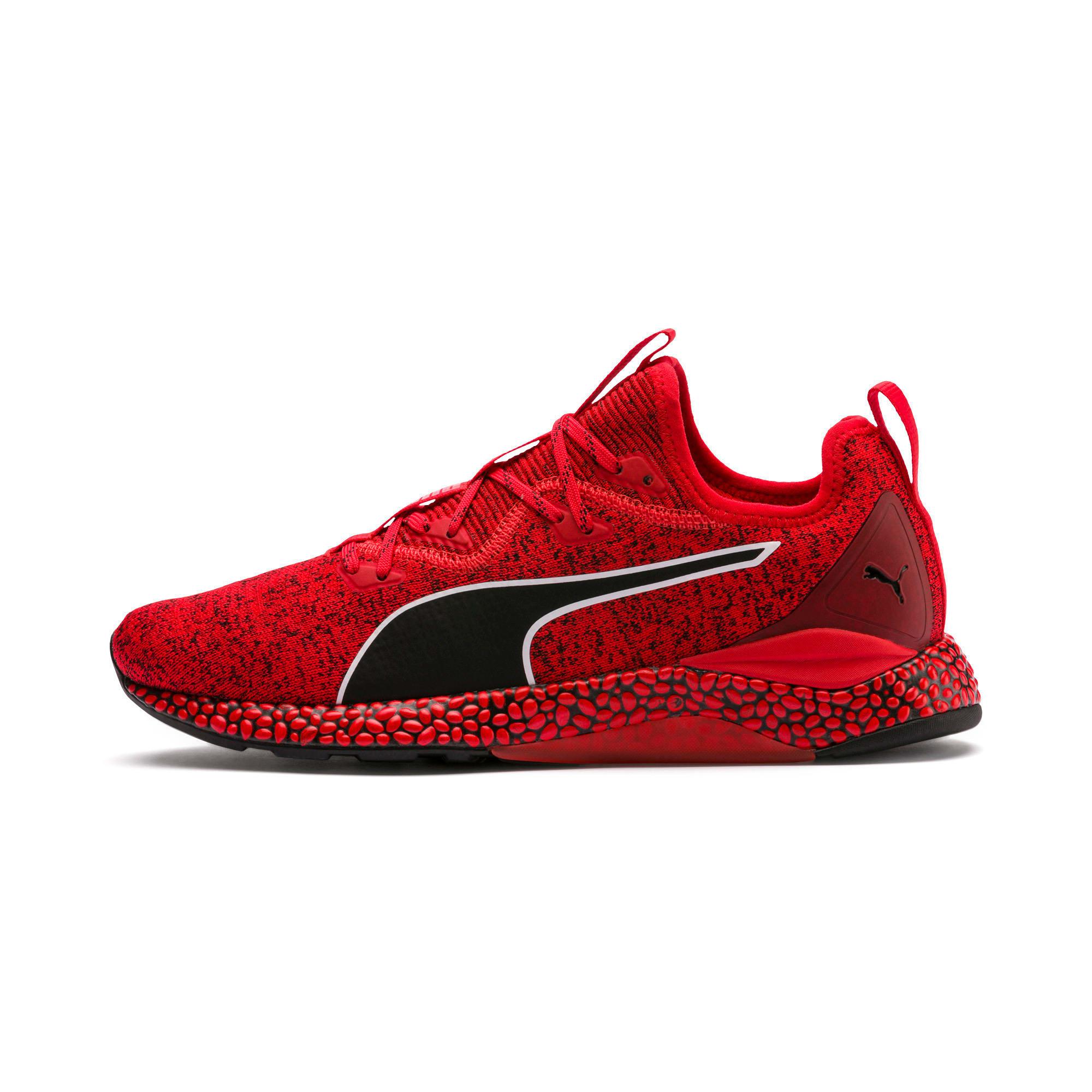 Miniatura 1 de Zapatos para correr HYBRID Runner para hombre, High Risk Red-Puma Black, mediano