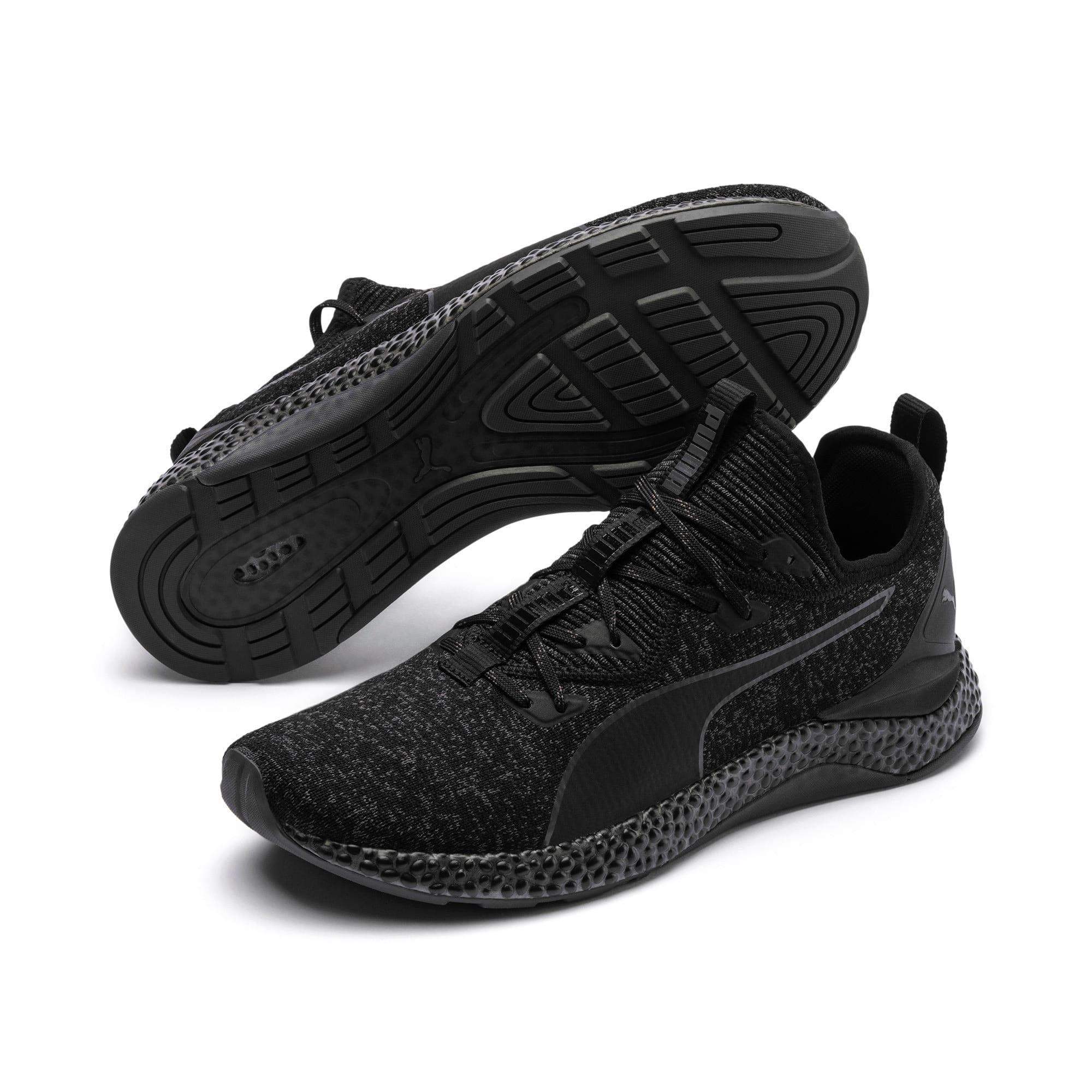 Thumbnail 3 of Hybrid Runner Men's Running Shoes, Asphalt-Puma Black, medium
