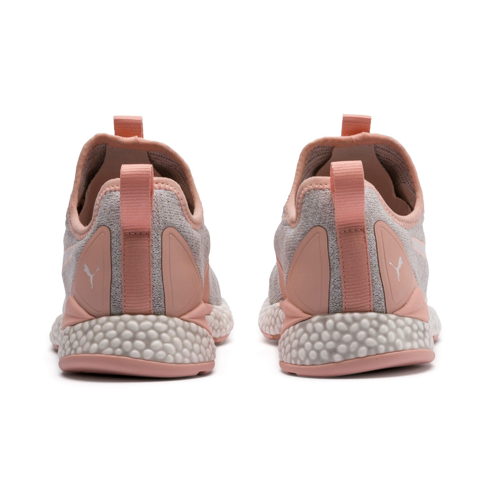 Thumbnail 4 of HYBRID Runner Women's Running Shoes, Glacier Gray-Peach Bud, medium