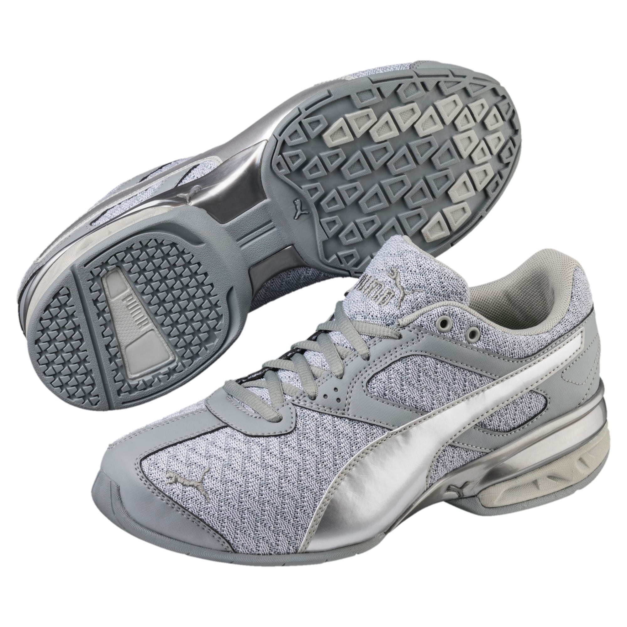 Thumbnail 2 of Tazon 6 Luxe Women's Sneakers, Gray Violet-Quarry-Silver, medium