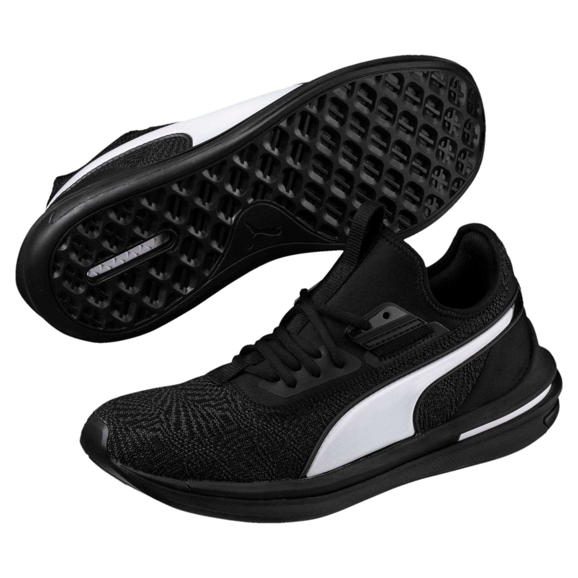 Thumbnail 2 of IGNITE Limitless SR-71 Running Shoes, Puma Black, medium
