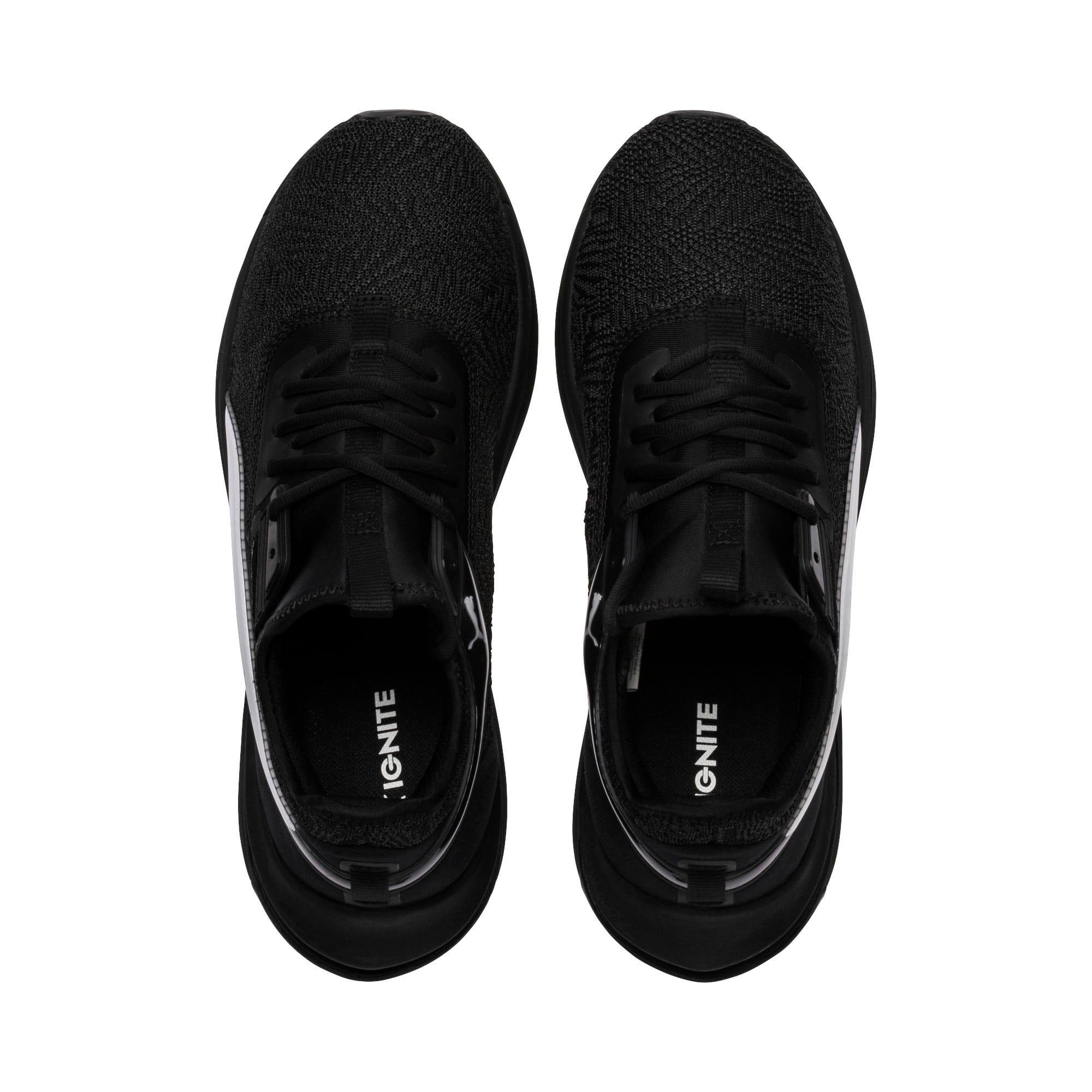 Puma Unisex White IGNITE Limitless SR 71 Running Shoes