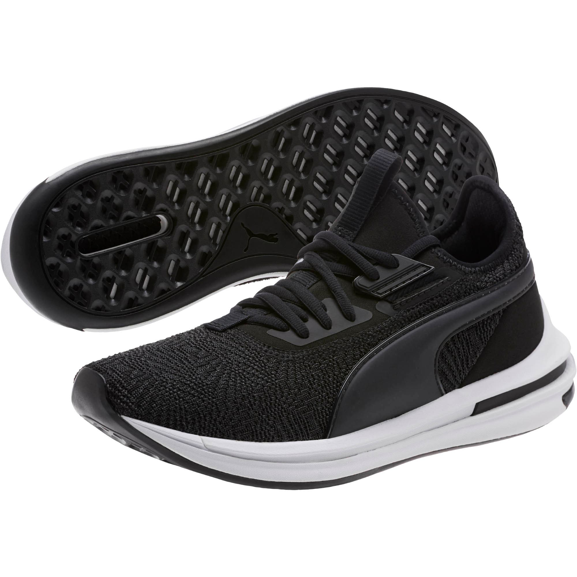 IGNITE Limitless SR-71 Women's Running Shoes, Puma Black, large