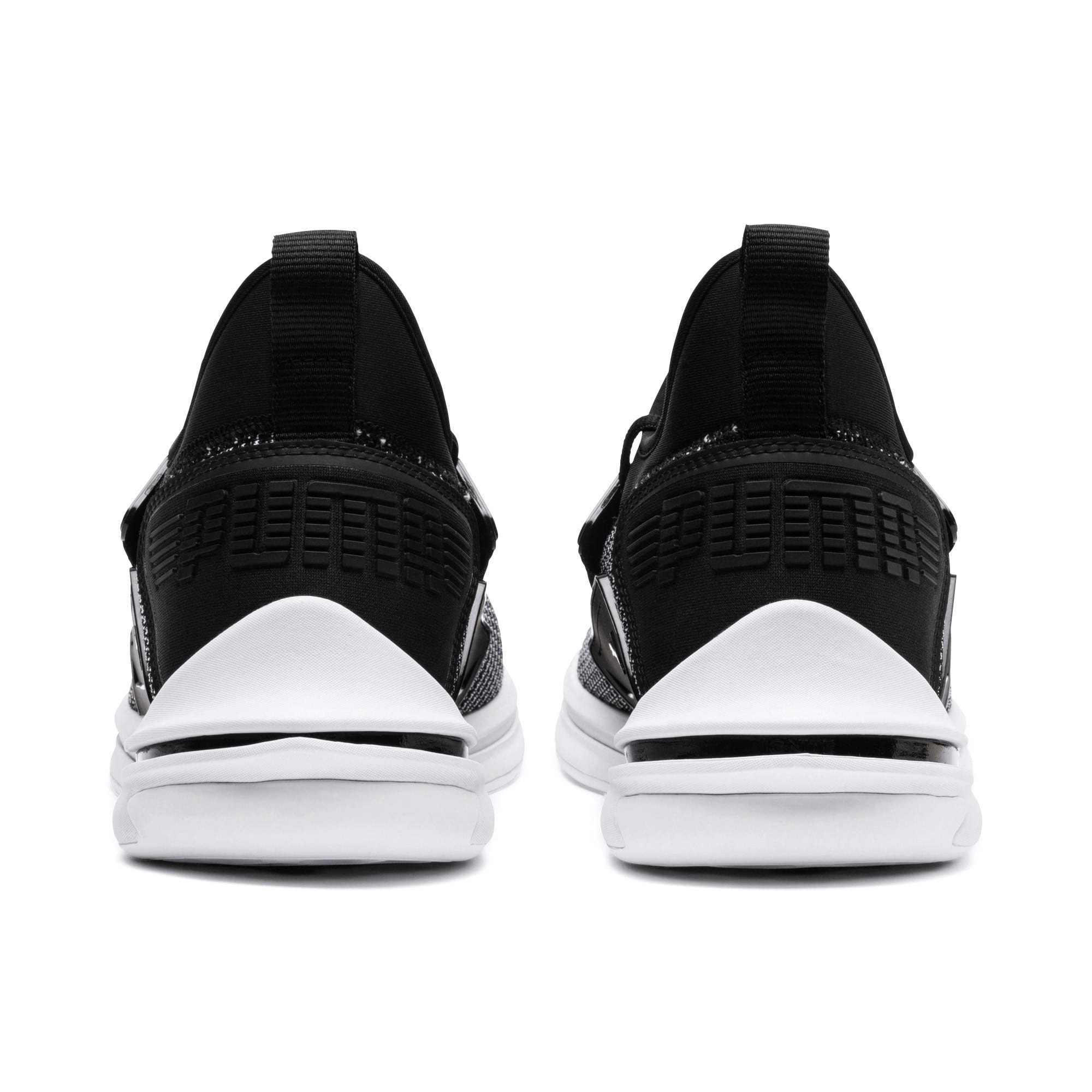 Thumbnail 4 of IGNITE Limitless SR New School Sneakers, Puma Black-Puma White, medium