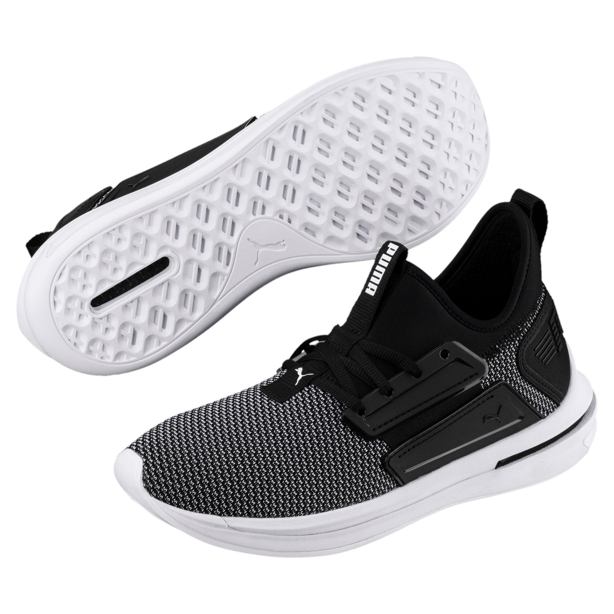 Thumbnail 2 of IGNITE Limitless SR New School Sneakers, Puma Black-Puma White, medium
