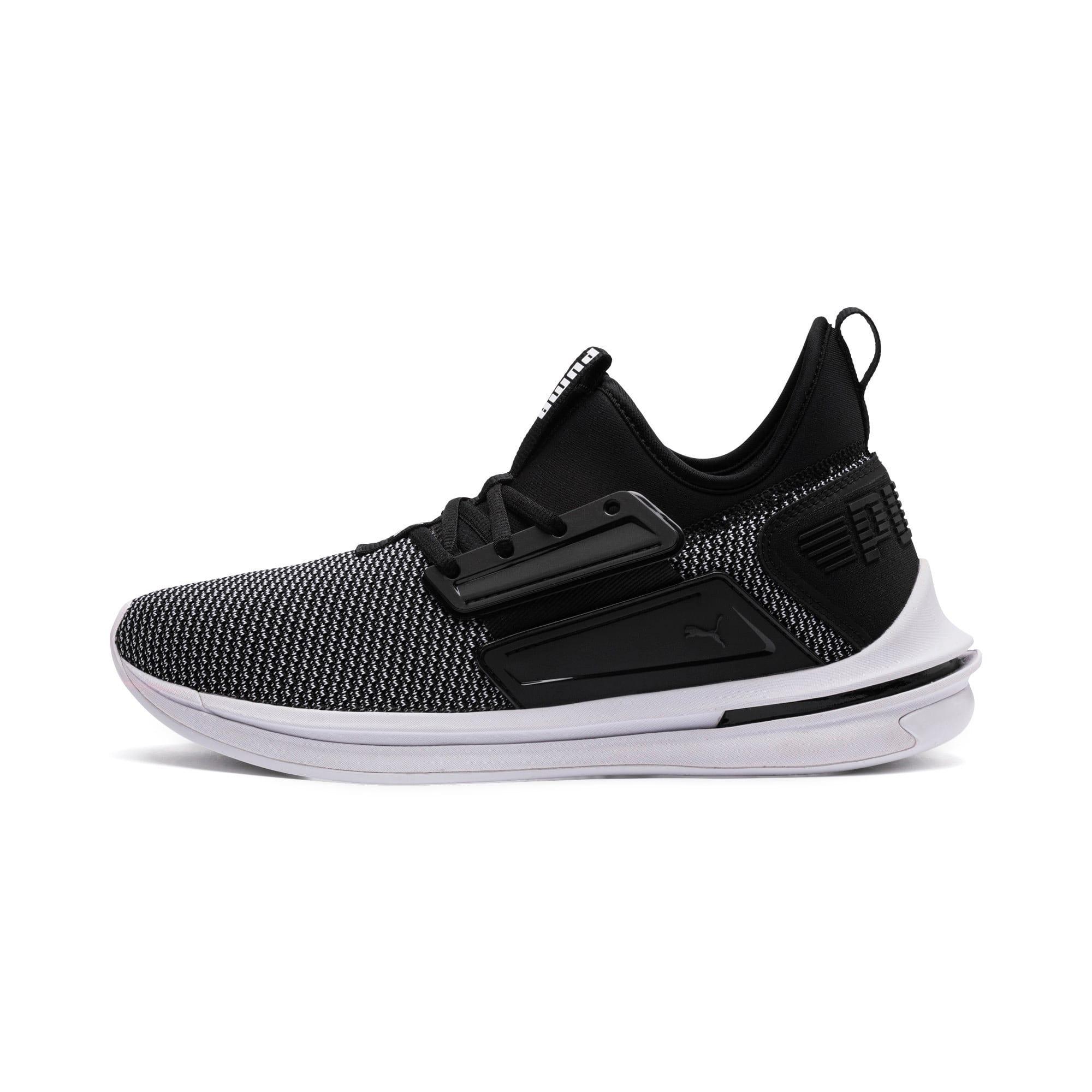 Thumbnail 1 of IGNITE Limitless SR New School Sneakers, Puma Black-Puma White, medium