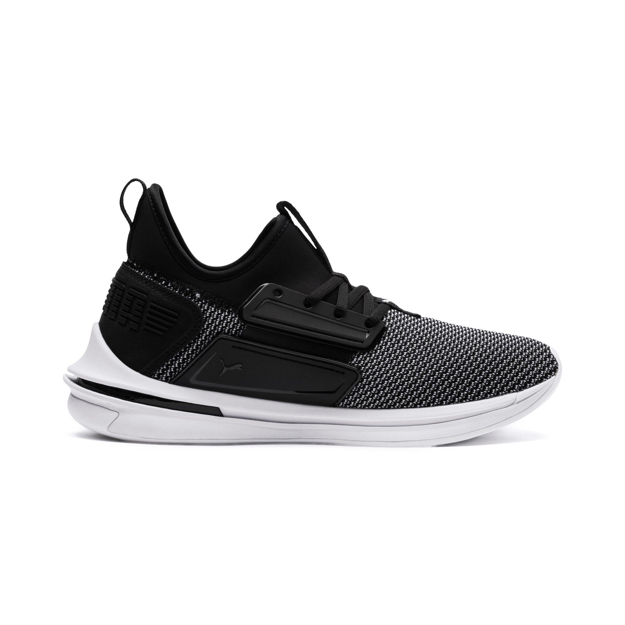 Thumbnail 5 of IGNITE Limitless SR New School Sneakers, Puma Black-Puma White, medium