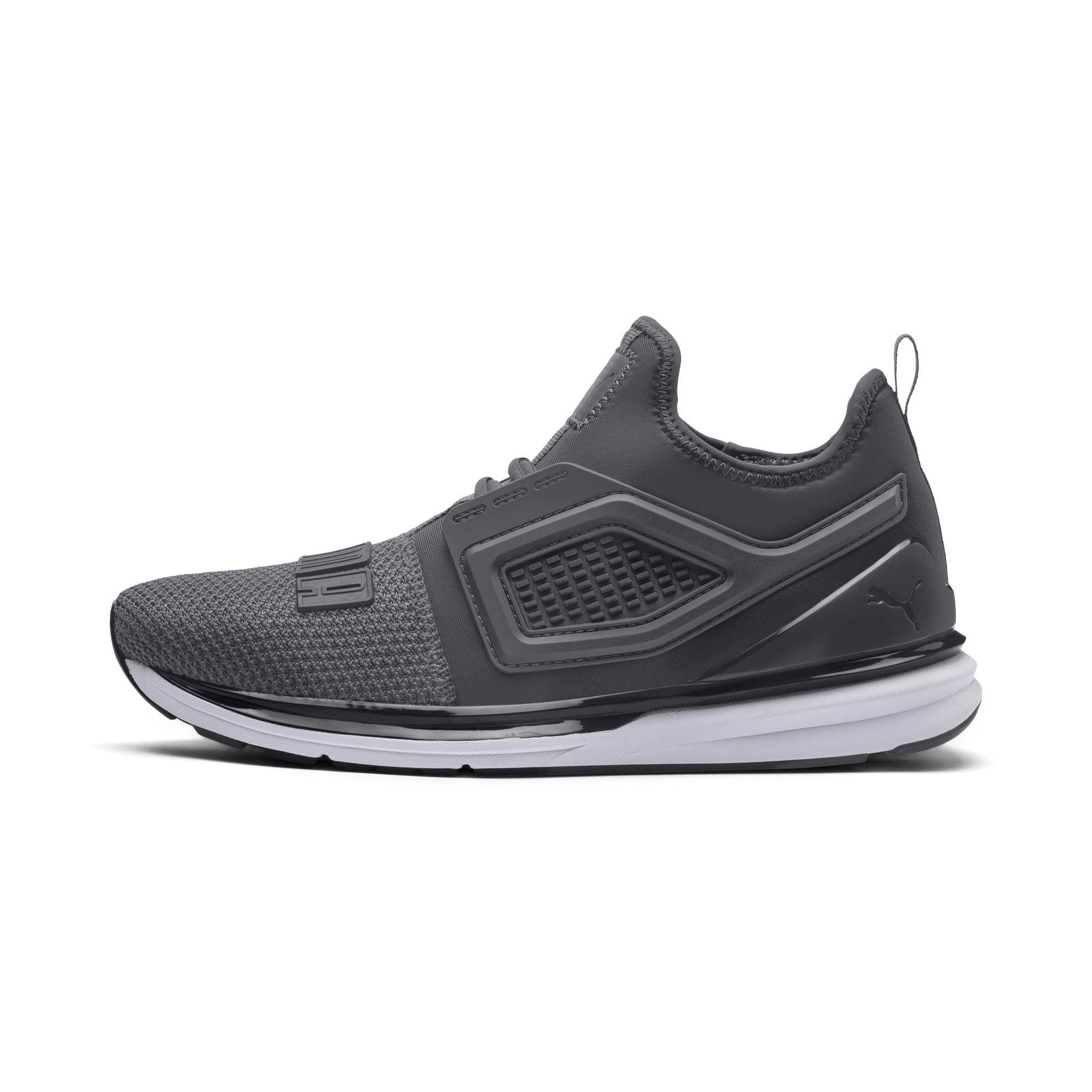 Thumbnail 1 of IGNITE Limitless 2 Running Shoes, Iron Gate-Puma Black, medium