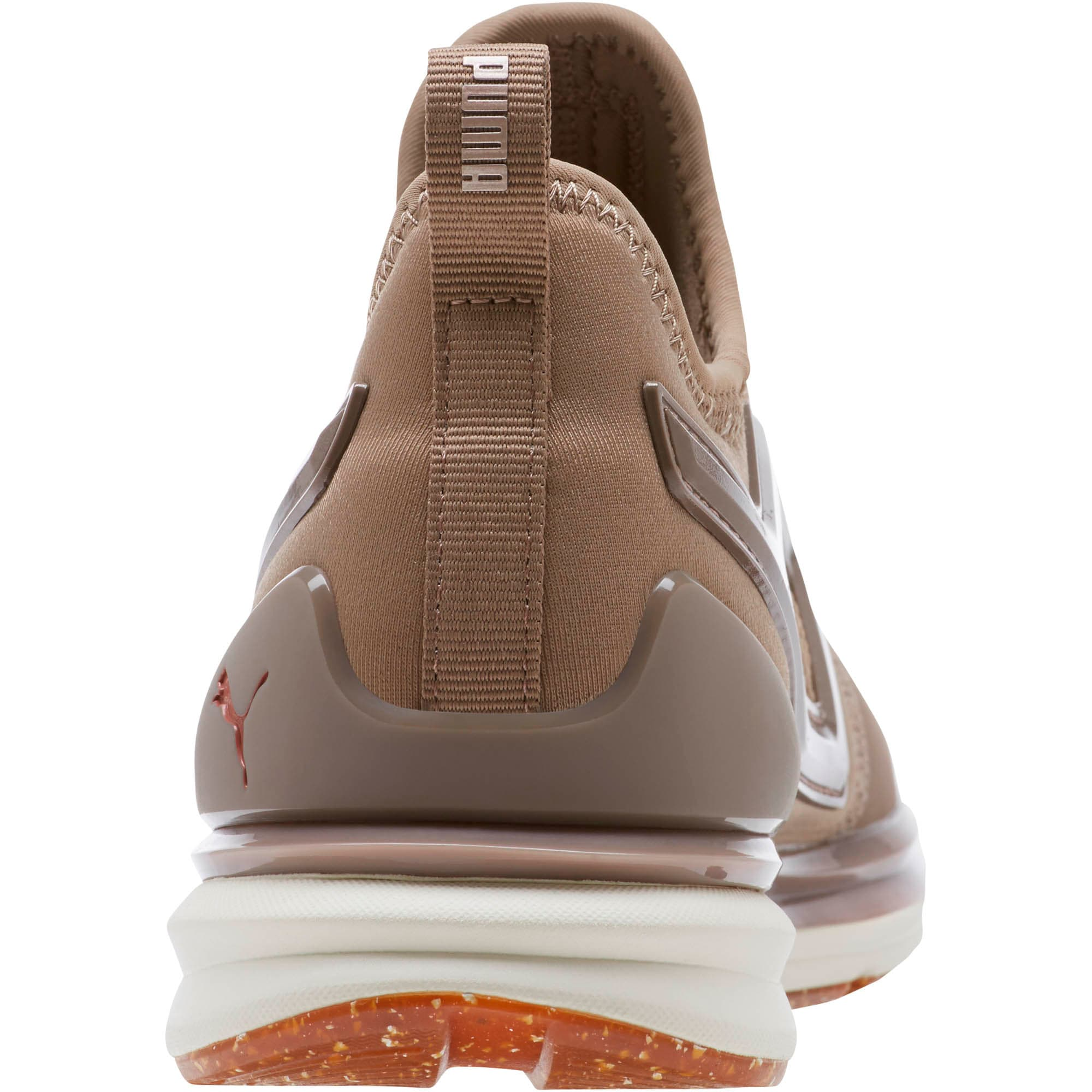 Thumbnail 4 of Limitless 2 Crafted Women's Sneakers, Taupe Gray-Rose Gold, medium