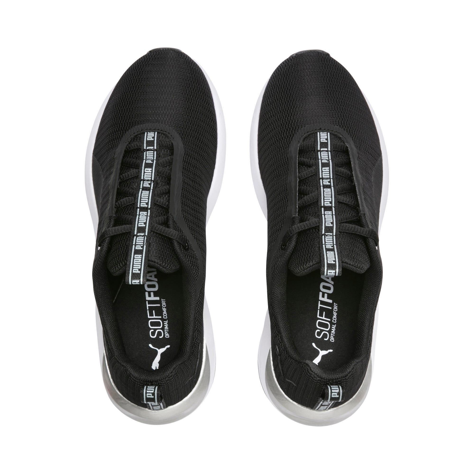 Thumbnail 6 of Prowl 2 Women's Training Shoes, Puma Black-Puma White, medium