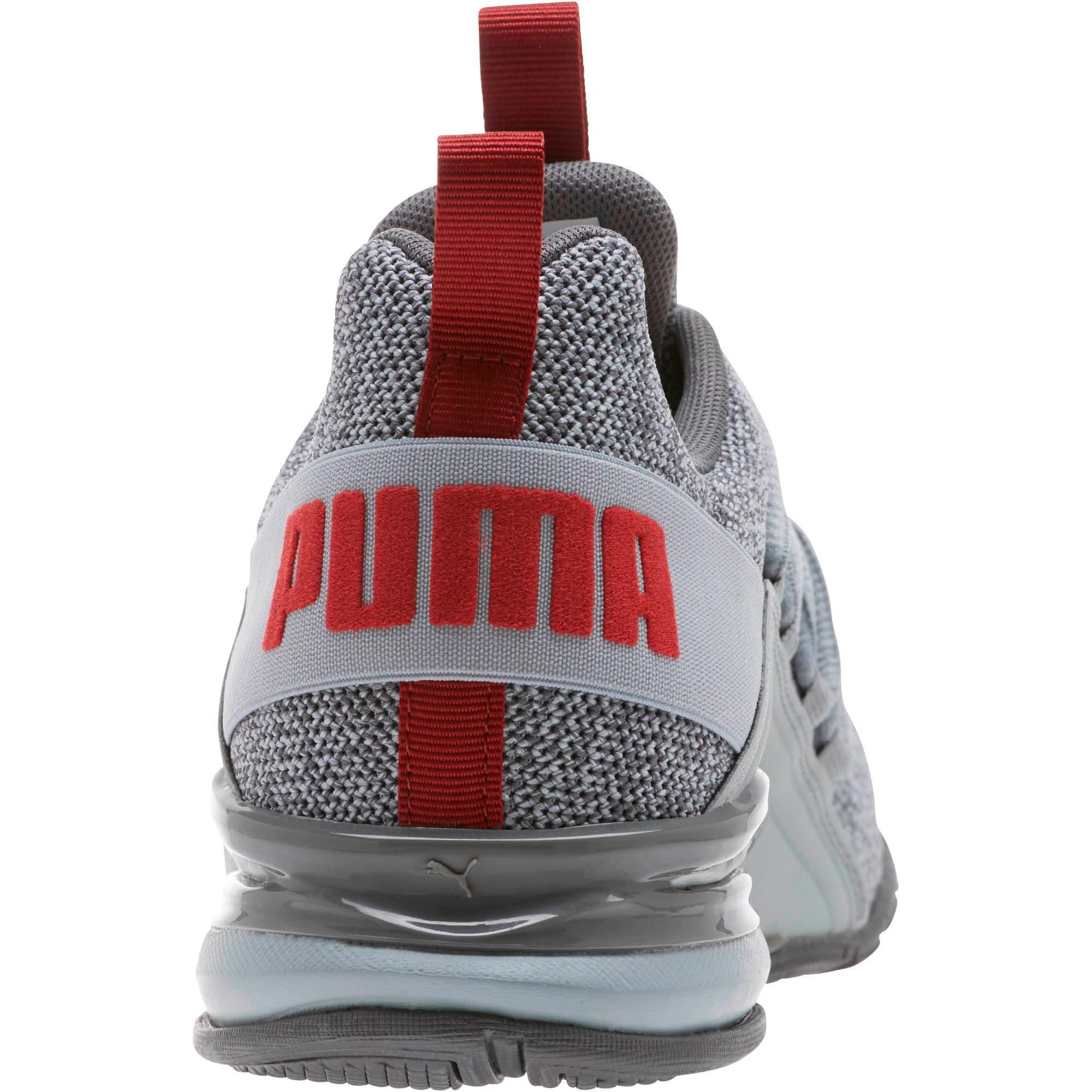 Thumbnail 4 of Axelion Men's Training Shoes, Quarry-QUIET SHADE-Red, medium