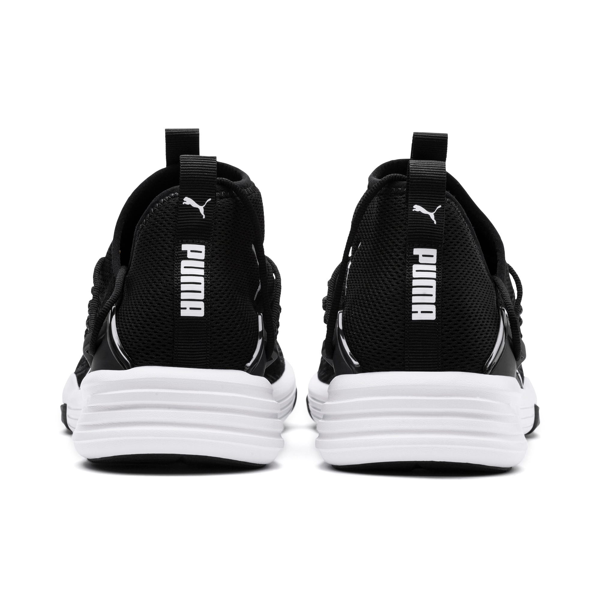 Thumbnail 5 of Mantra FUSEFIT Men's Sneakers, Puma Black-Puma White, medium