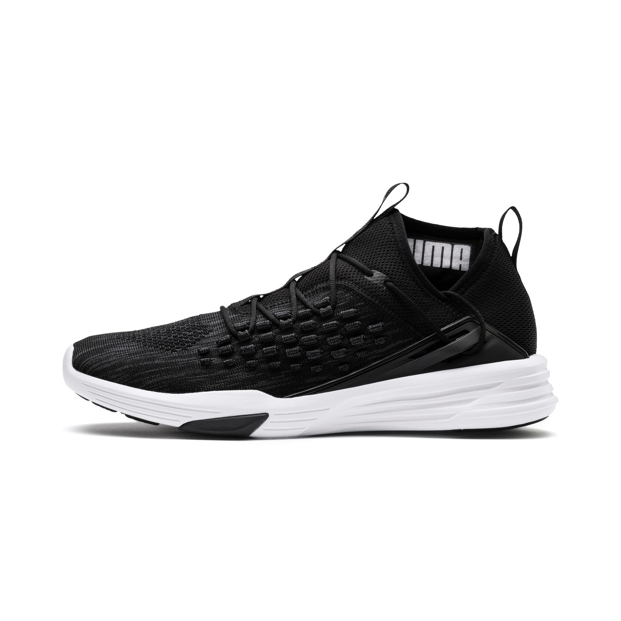 Thumbnail 1 of Mantra FUSEFIT Men's Sneakers, Puma Black-Puma White, medium